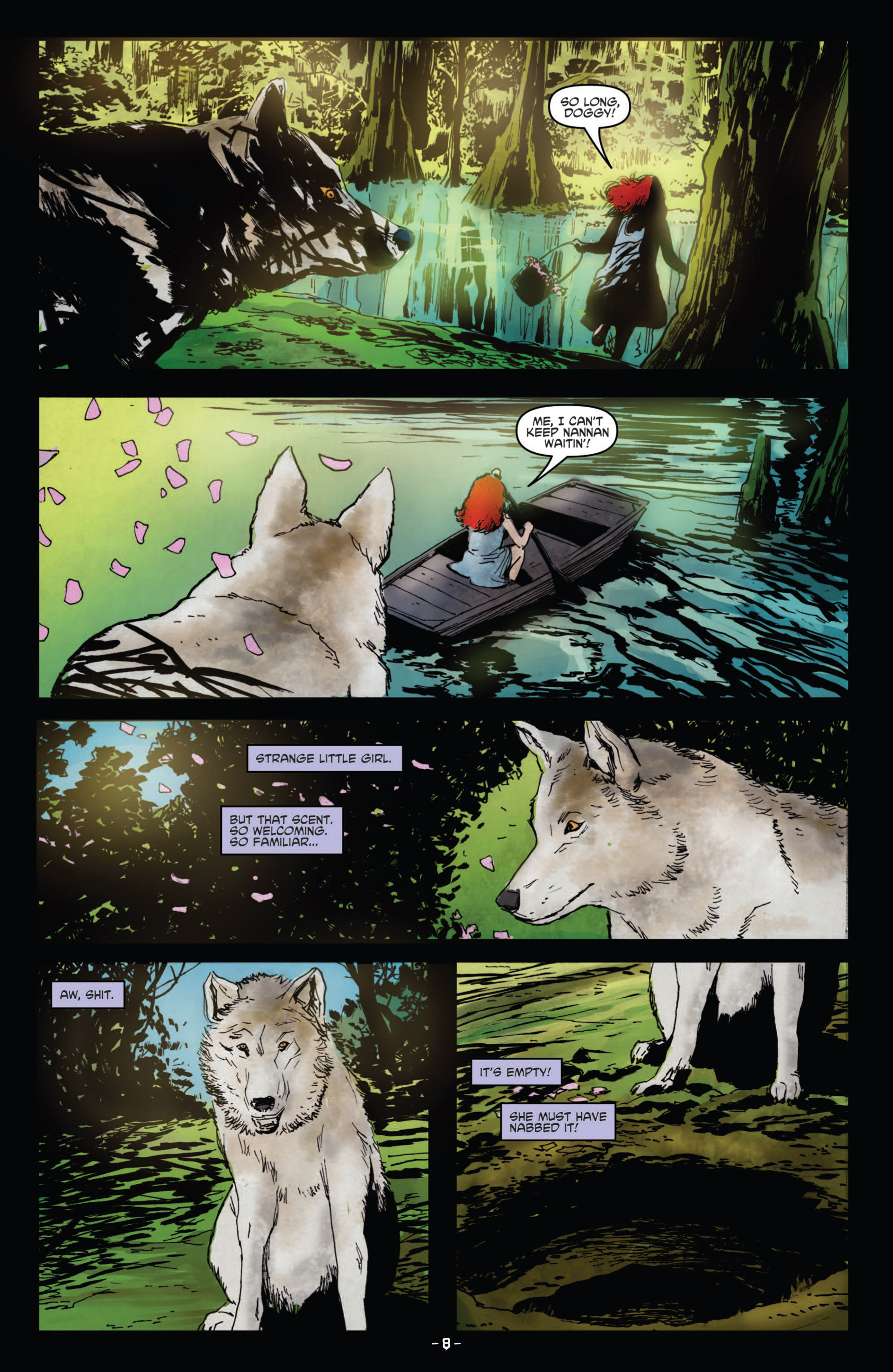 Read online True Blood (2012) comic -  Issue #10 - 10