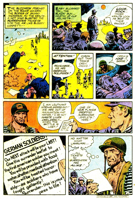 Read online Sgt. Rock comic -  Issue #370 - 12