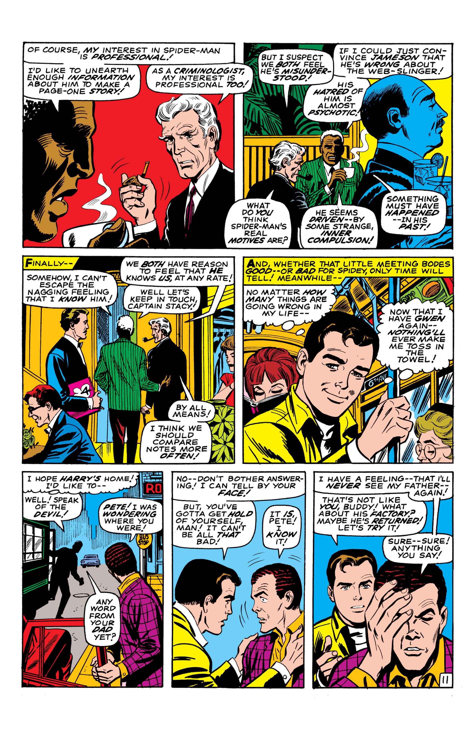 The Amazing Spider-Man (1963) 66 Page 11