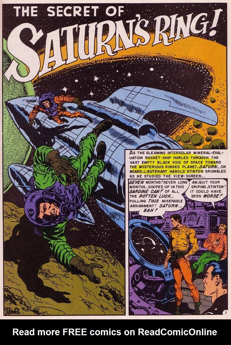 Weird Fantasy (1951) issue 10 - Page 3