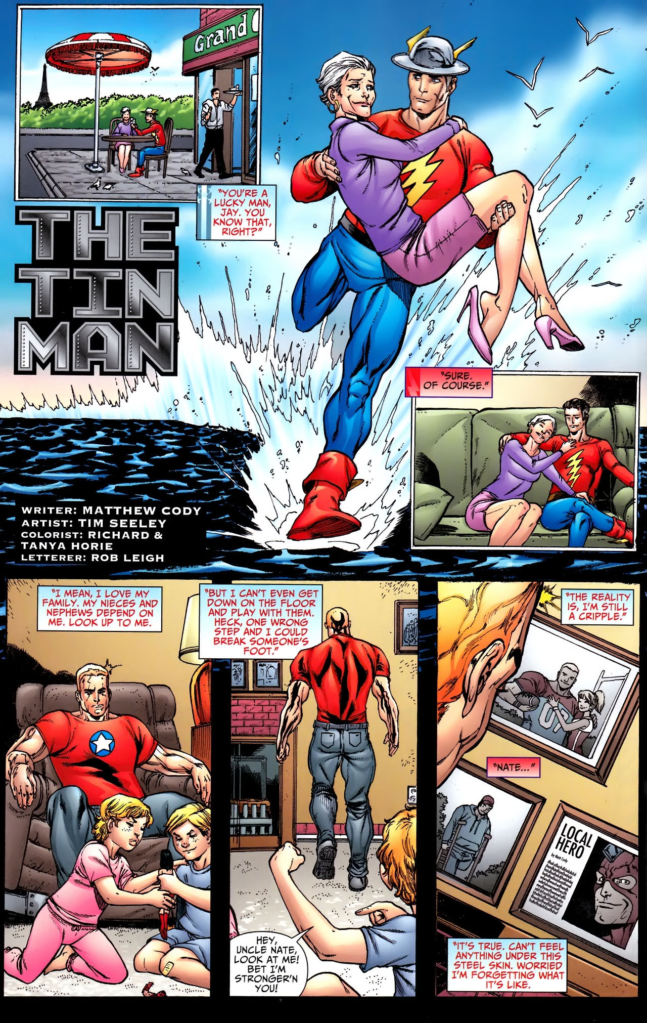 Read online JSA 80-Page Giant 2011 comic -  Issue # Full - 32