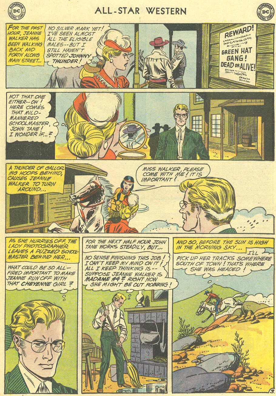 Read online All-Star Western (1951) comic -  Issue #119 - 5