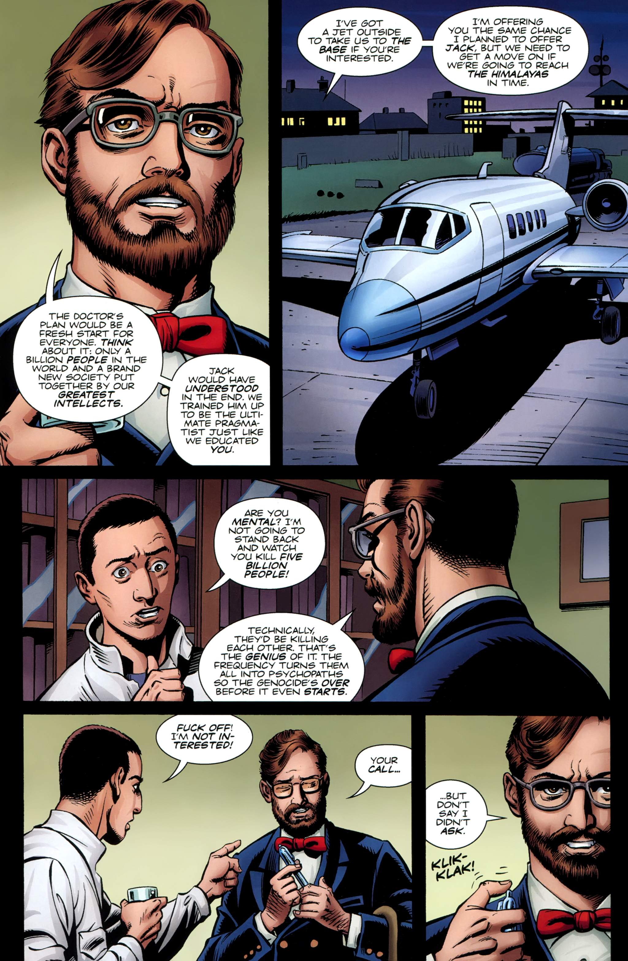 Read online Secret Service comic -  Issue #6 - 6