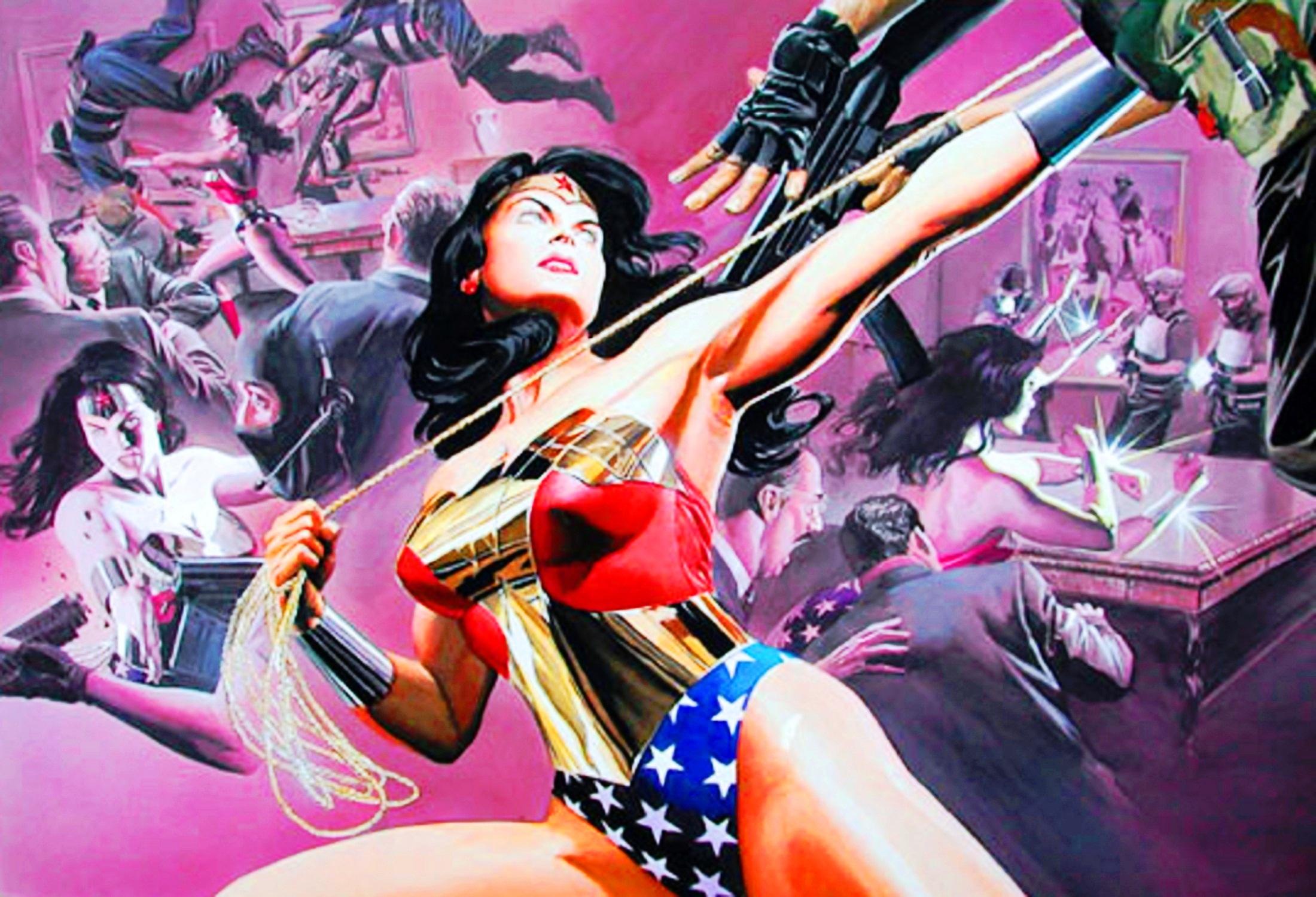 Read online Wonder Woman: Spirit of Truth comic -  Issue # Full - 12