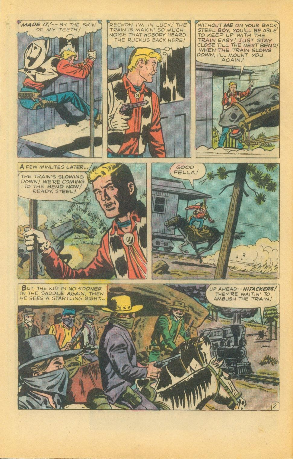 Kid Colt Outlaw issue 199 - Page 5