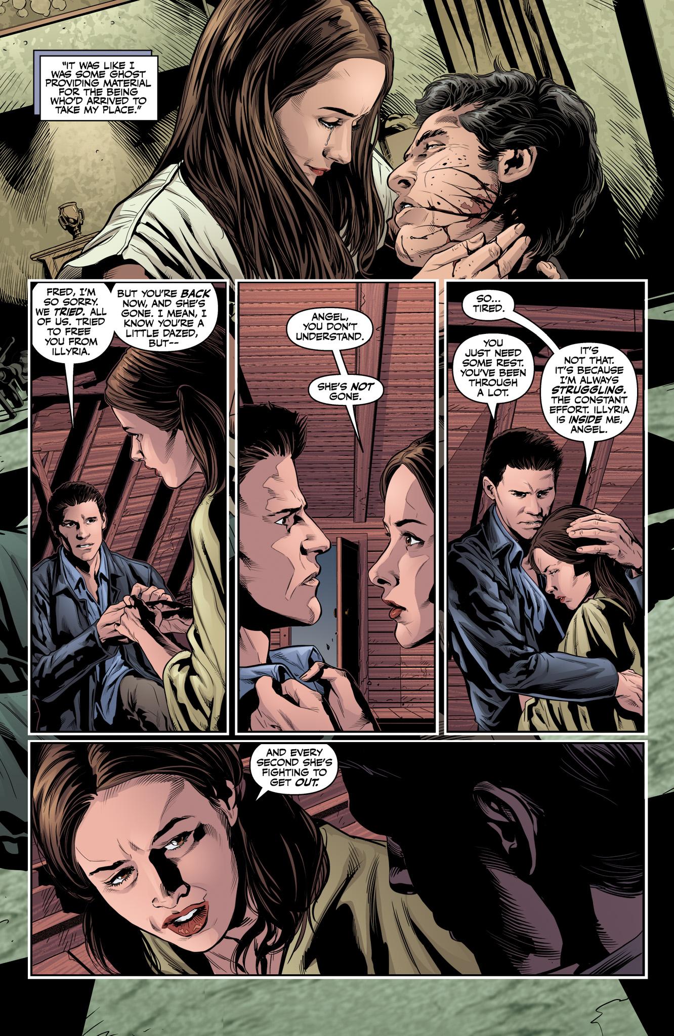 Read online Angel & Faith Season 10 comic -  Issue #11 - 16