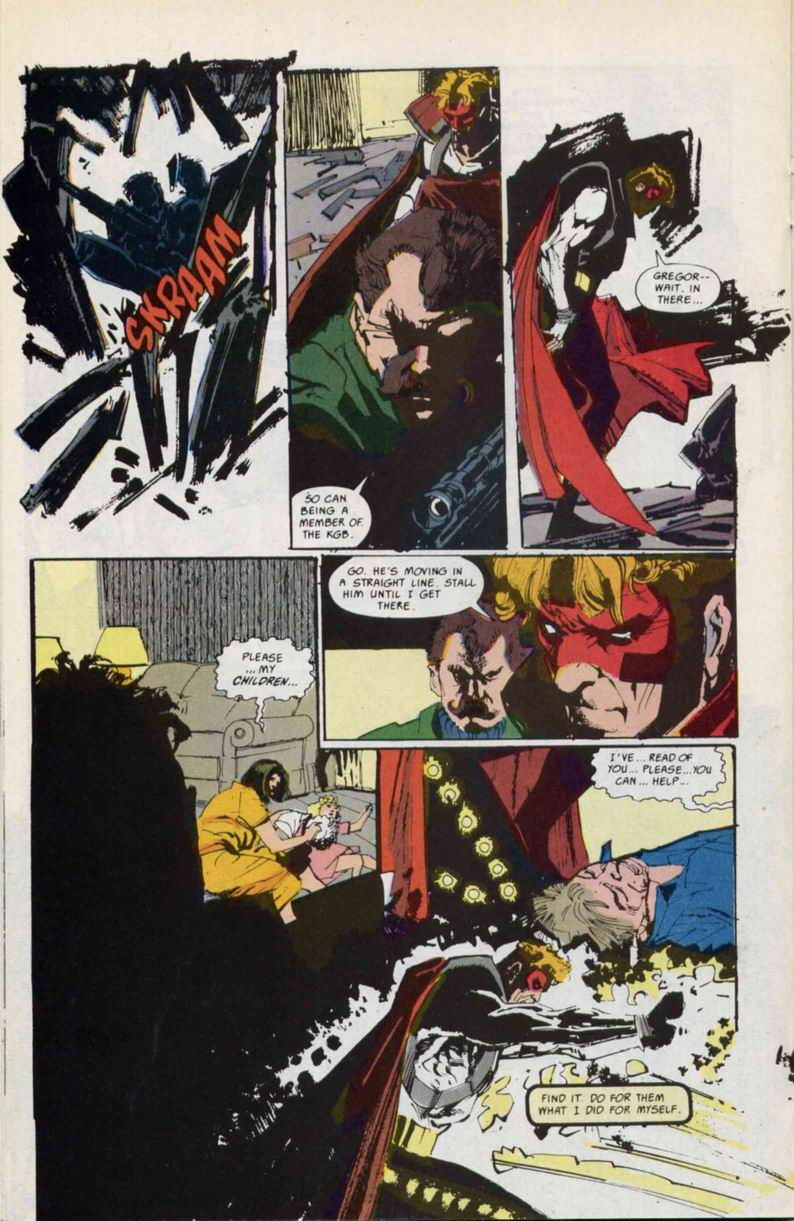 Read online Doctor Zero comic -  Issue #4 - 20