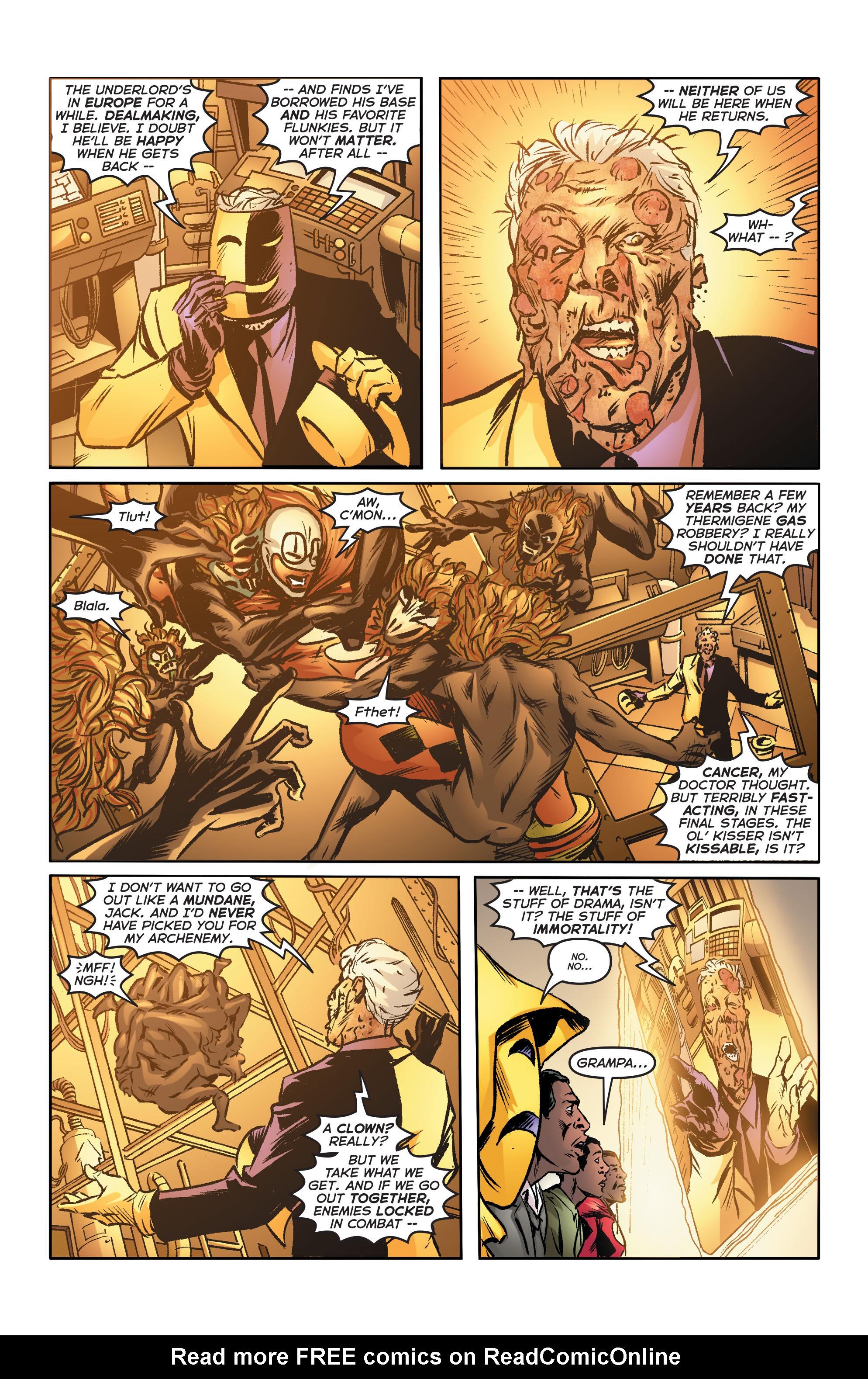 Read online Astro City comic -  Issue #36 - 21