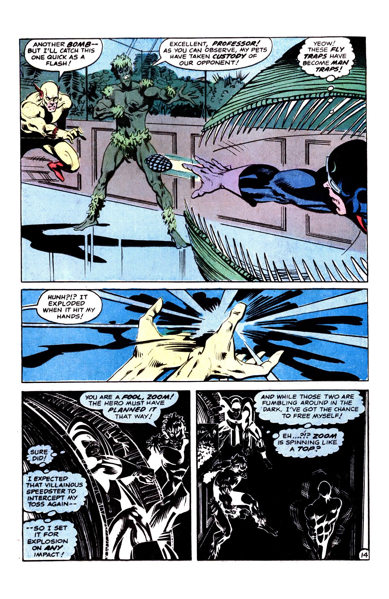 Read online Secret Society of Super-Villains comic -  Issue #15 - 26