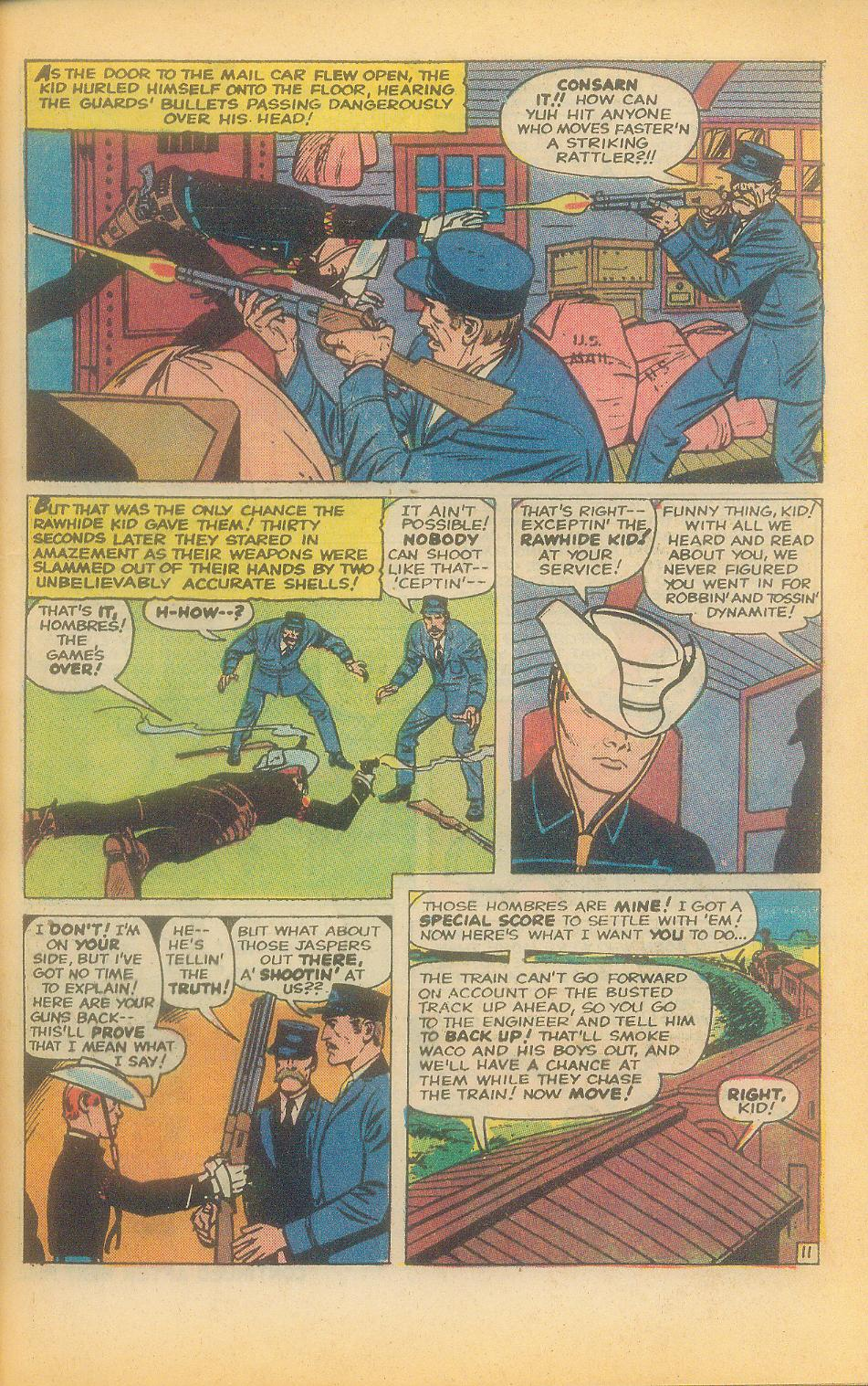 The Rawhide Kid (1955) issue 92 - Page 31