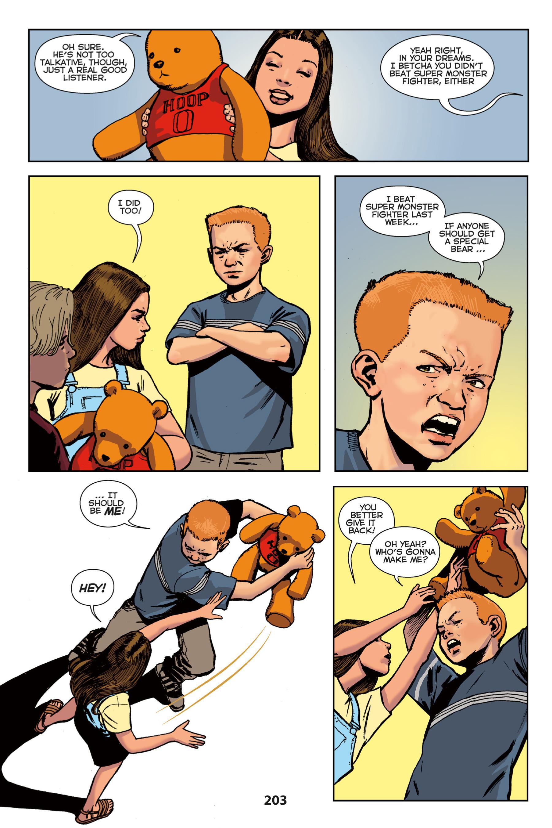 Read online Buffy the Vampire Slayer: Omnibus comic -  Issue # TPB 1 - 200