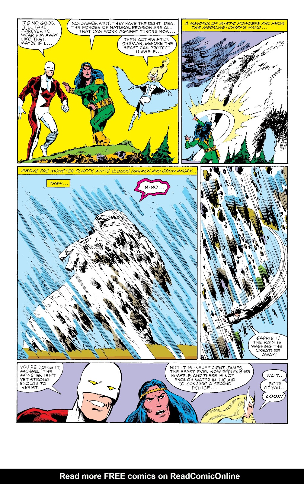 Alpha Flight (1983) issue _Facsimile_Edition_1 - Page 41