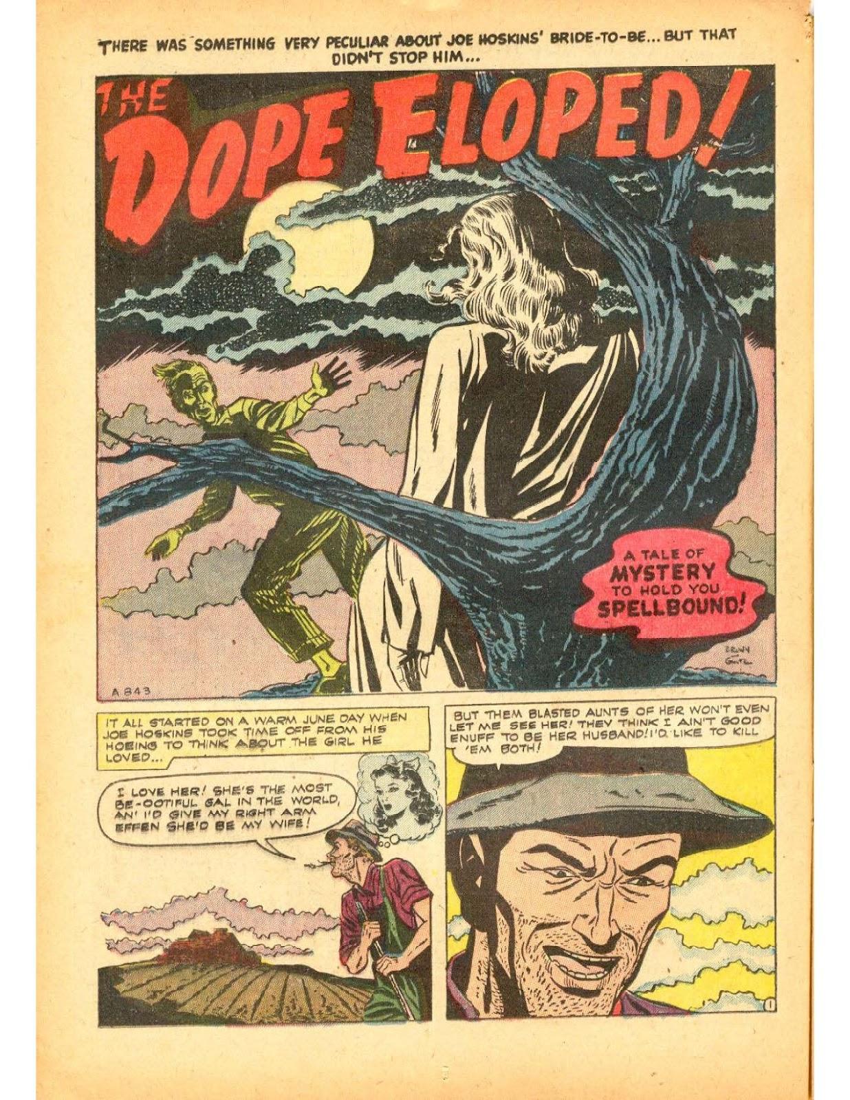 Spellbound (1952) issue 7 - Page 12