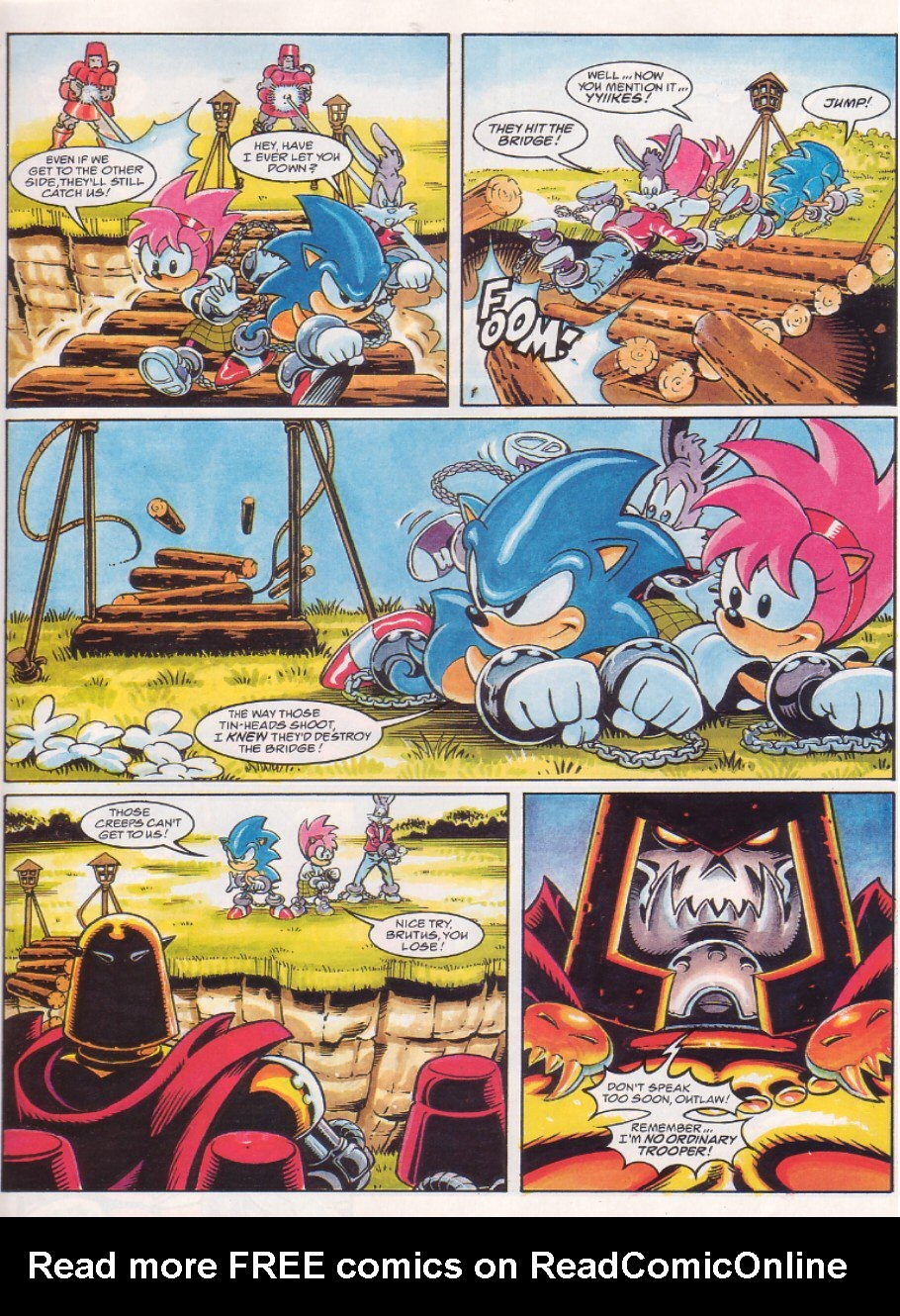 Read online Sonic the Comic comic -  Issue #65 - 7