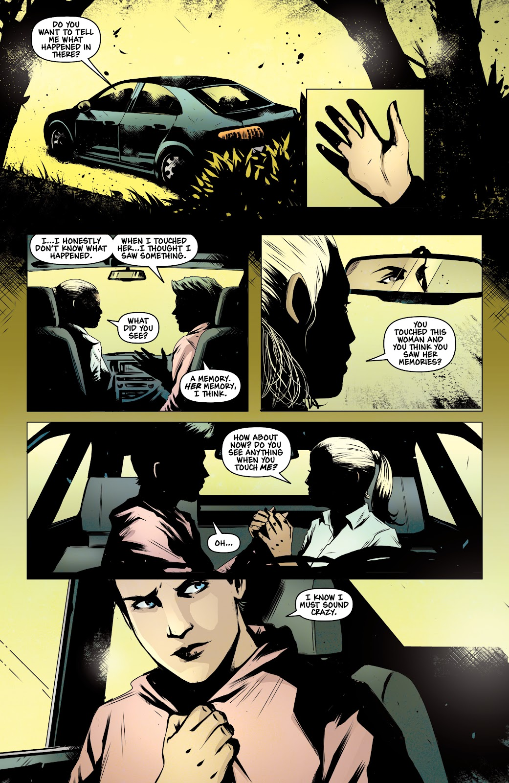 Read online Devil Within comic -  Issue #3 - 12