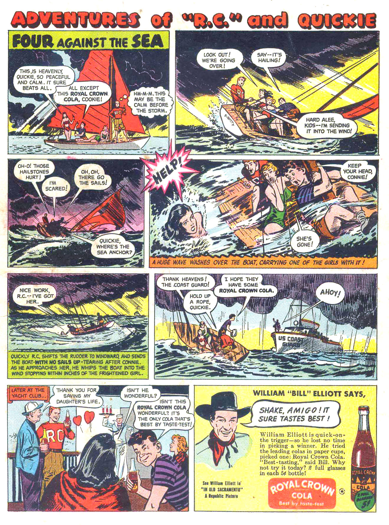 Read online Sensation (Mystery) Comics comic -  Issue #56 - 52