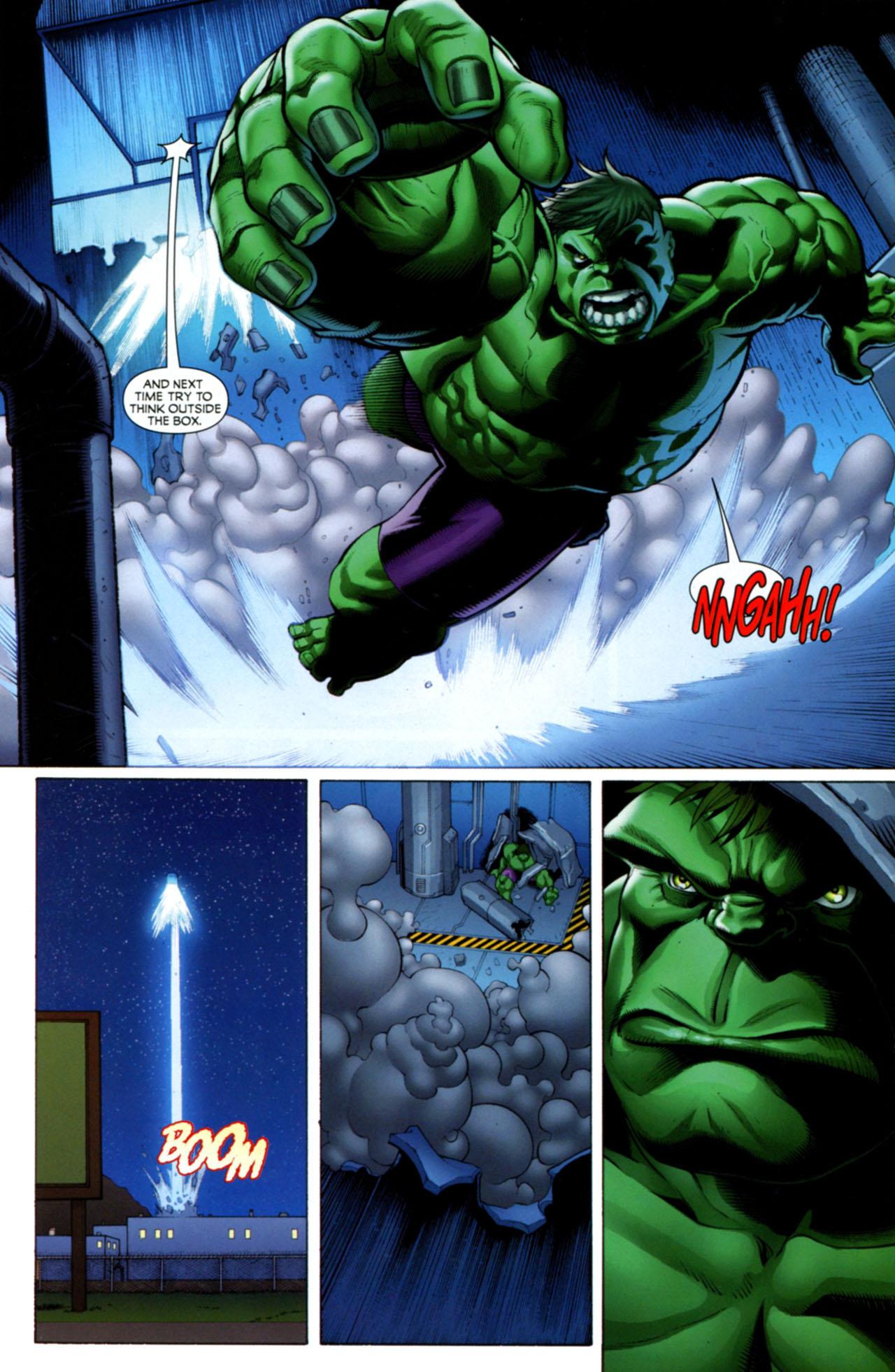 Read online She-Hulks comic -  Issue #4 - 11