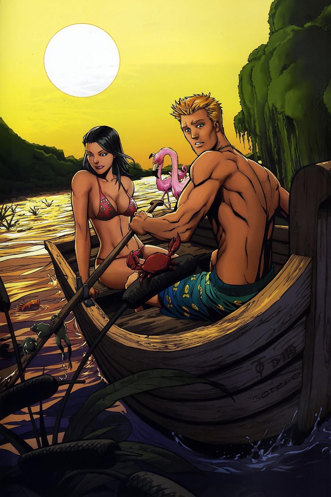Read online Aspen Splash: Swimsuit Spectacular comic -  Issue # Issue 2008 - 5