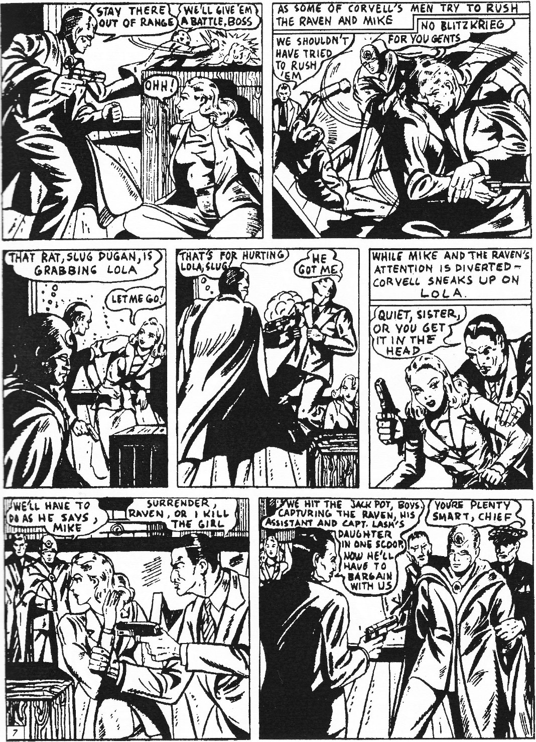 Read online Men of Mystery Comics comic -  Issue #76 - 53