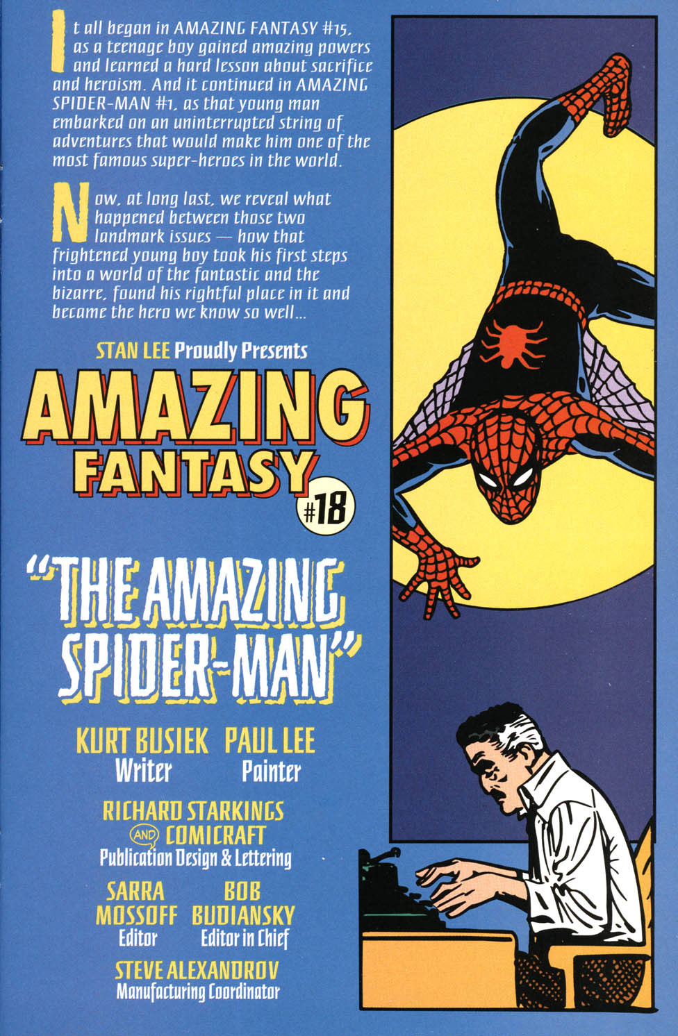 Read online Amazing Fantasy (1962) comic -  Issue #18 - 3