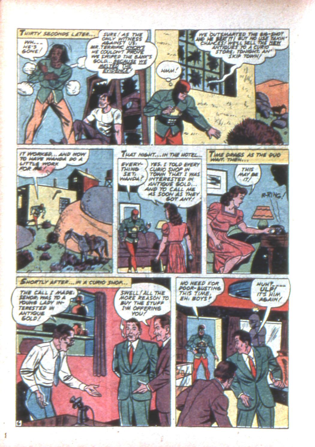 Read online Sensation (Mystery) Comics comic -  Issue #15 - 44