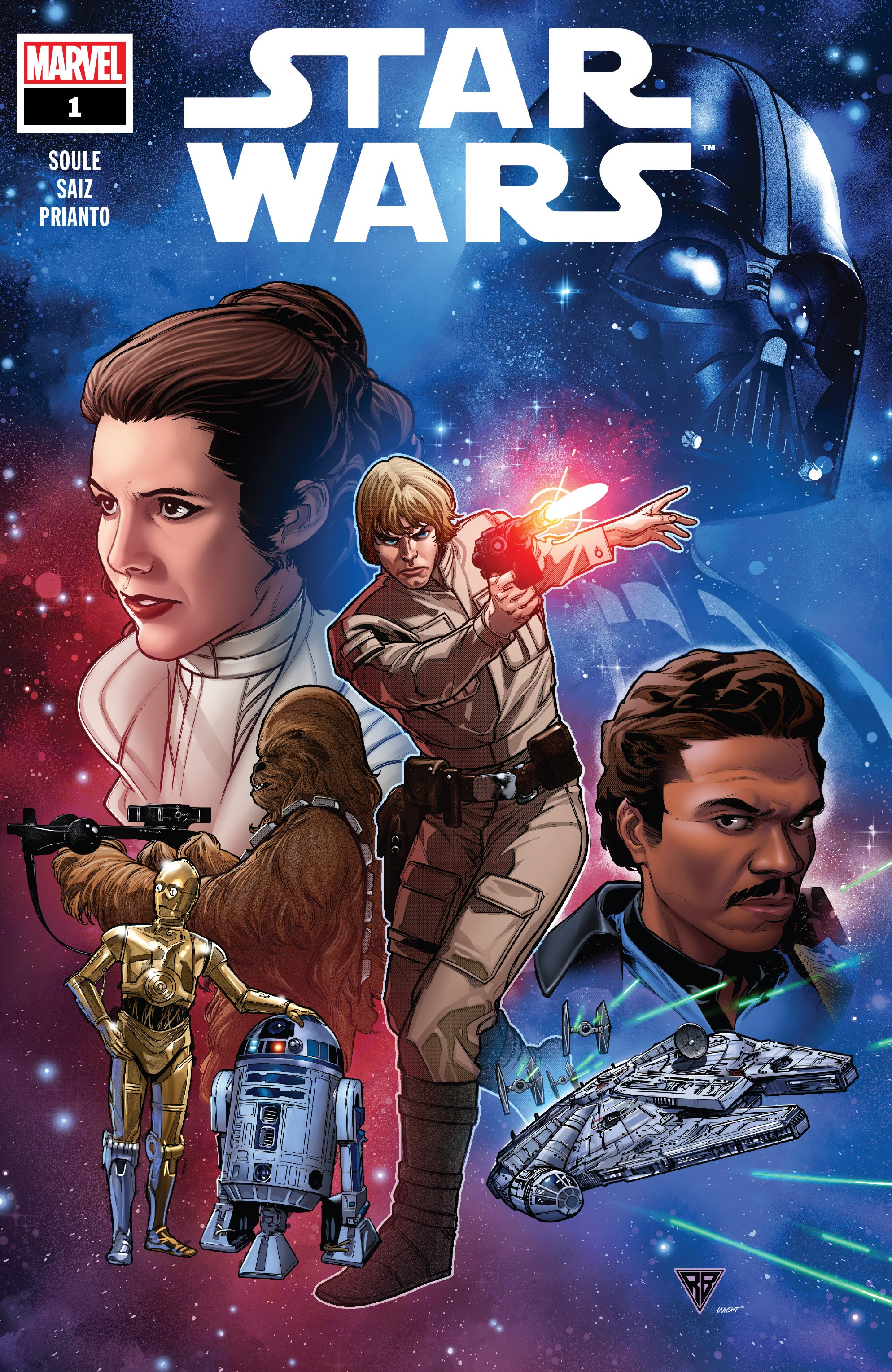 Star Wars (2020) issue 1 - Page 1