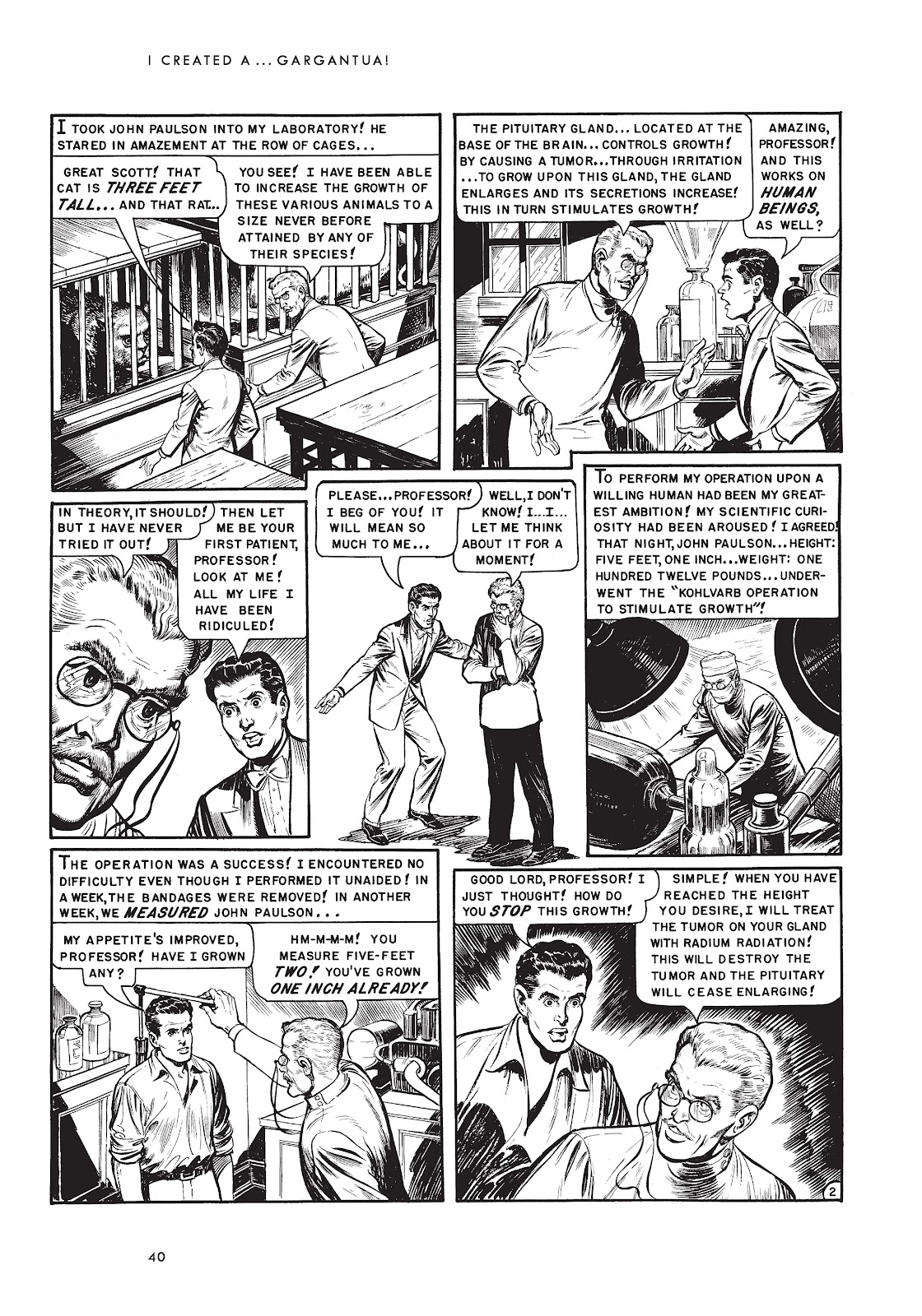 Read online The Martian Monster and Other Stories comic -  Issue # TPB (Part 1) - 55