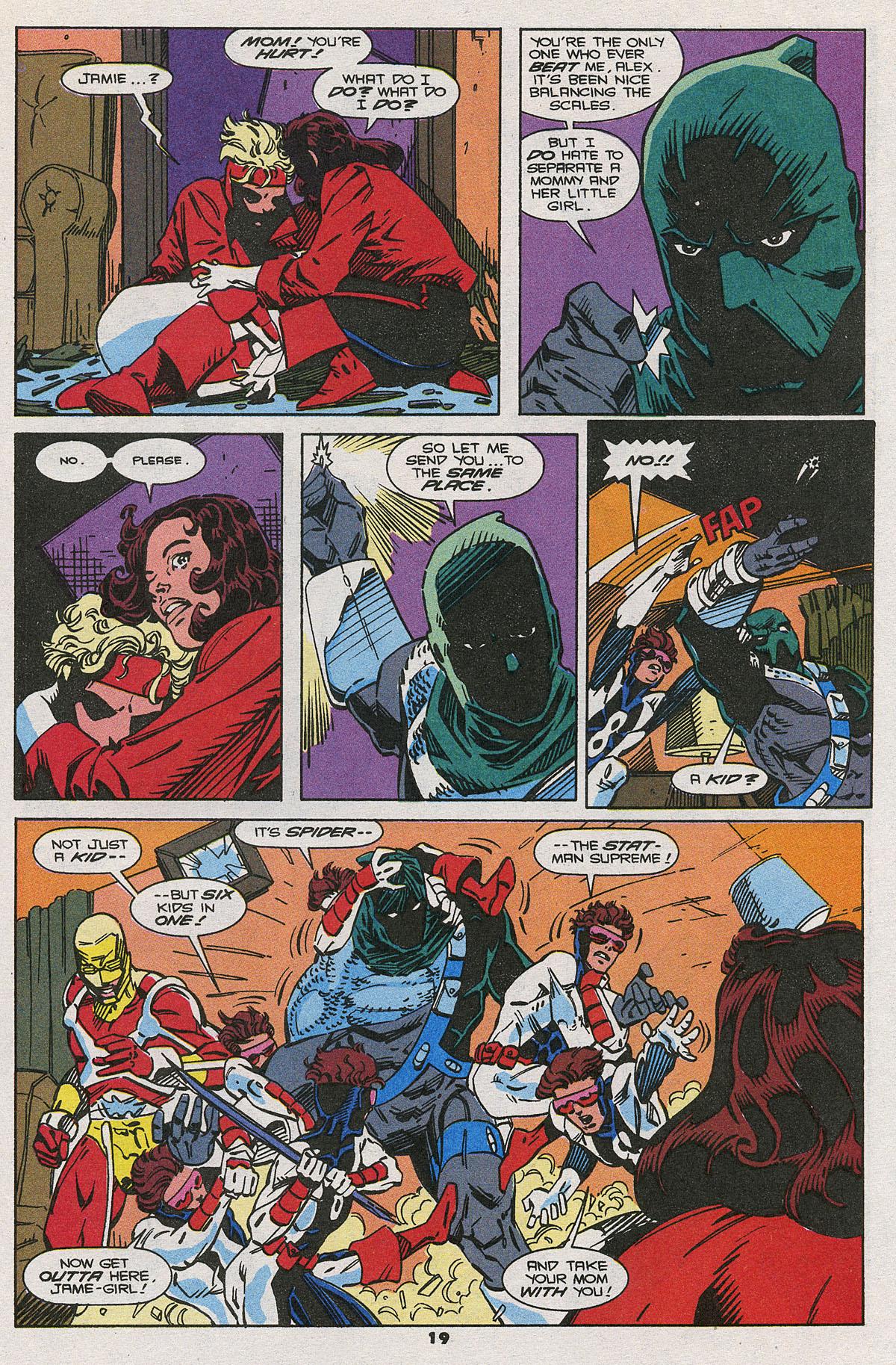 Read online Wonder Man (1991) comic -  Issue #20 - 16