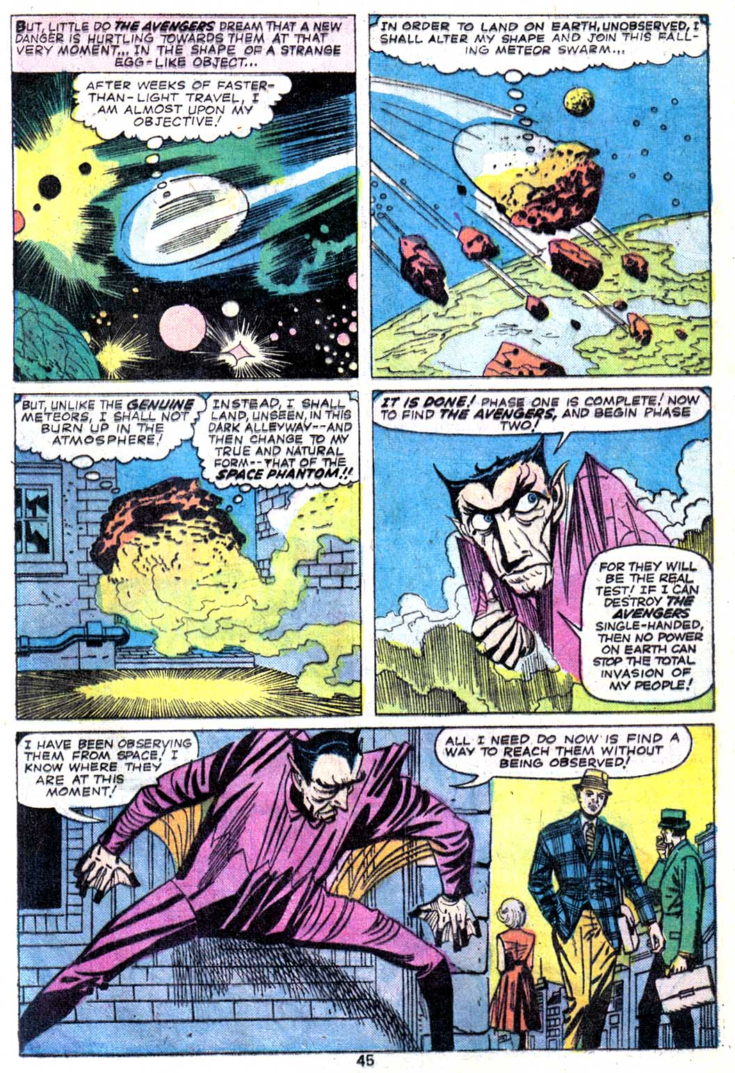 Giant-Size Avengers (1974) issue 3 - Page 47