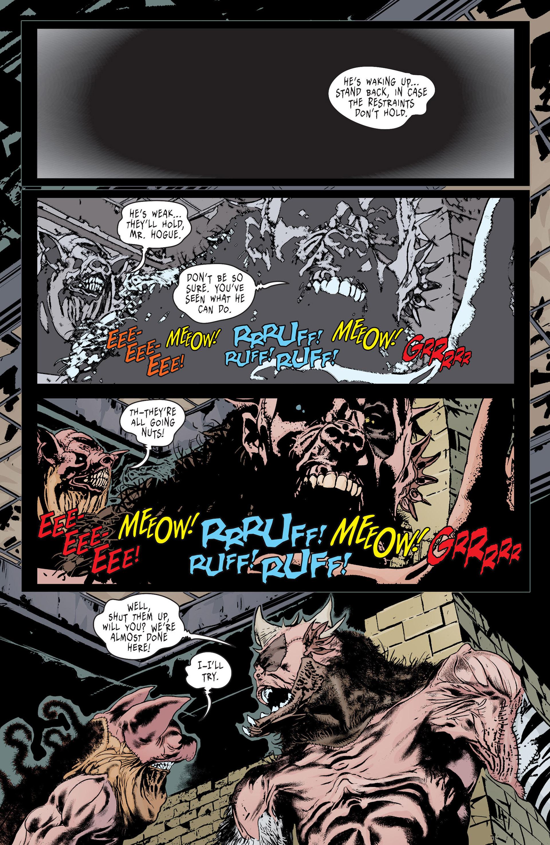 Read online Animal Man (2011) comic -  Issue #22 - 11