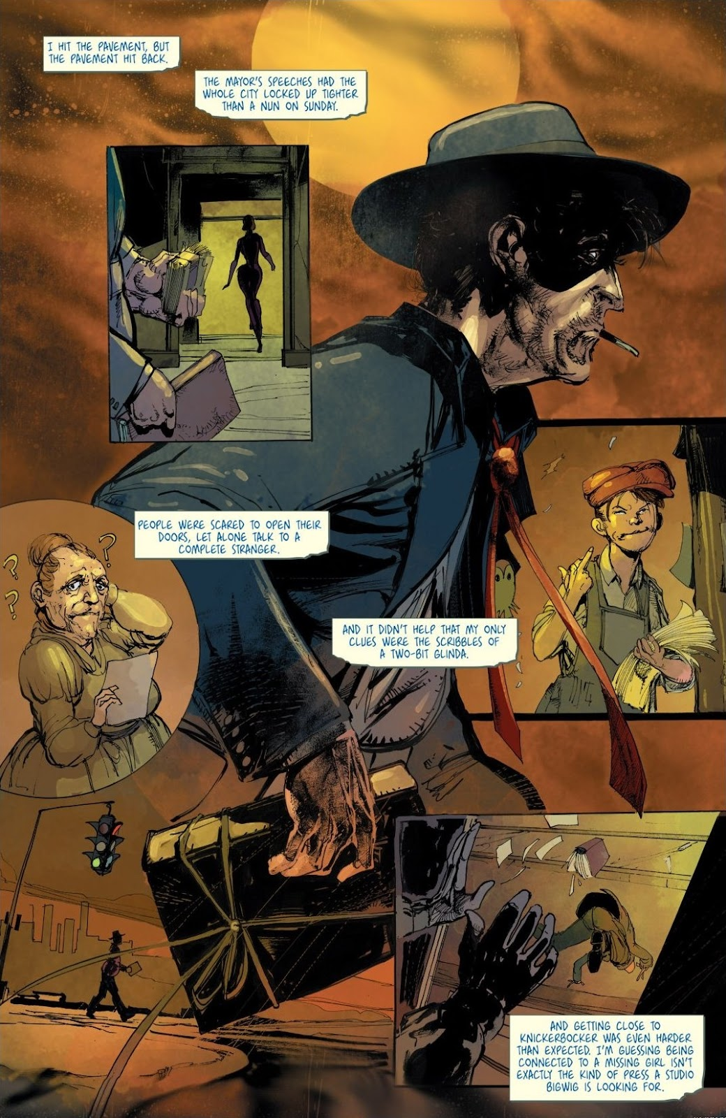 Read online Trick 'r Treat: Days of the Dead comic -  Issue # TPB - 75