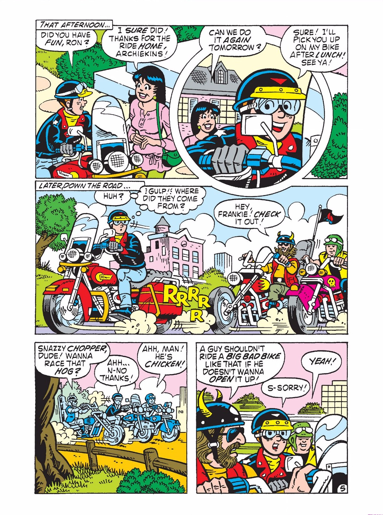 Read online Archie 1000 Page Comics Bonanza comic -  Issue #3 (Part 1) - 108