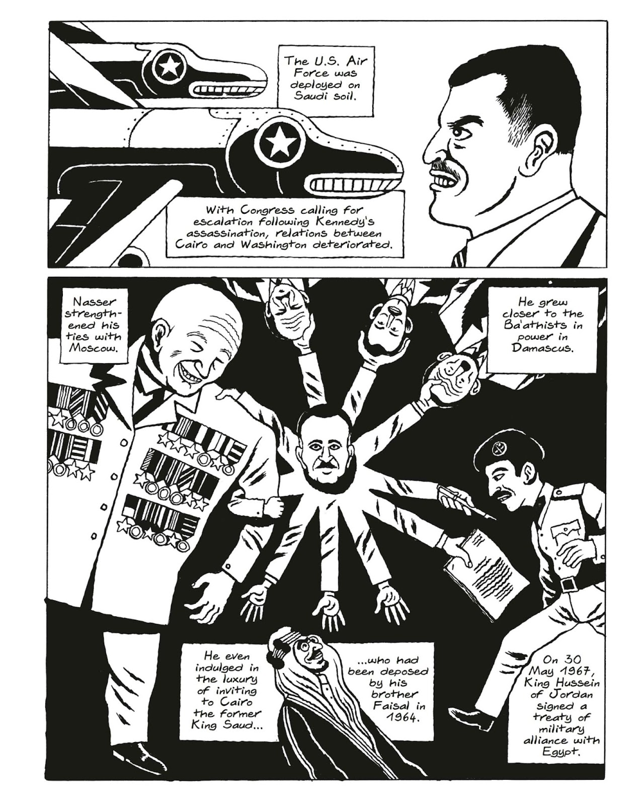 Best of Enemies: A History of US and Middle East Relations issue TPB_2 - Page 15