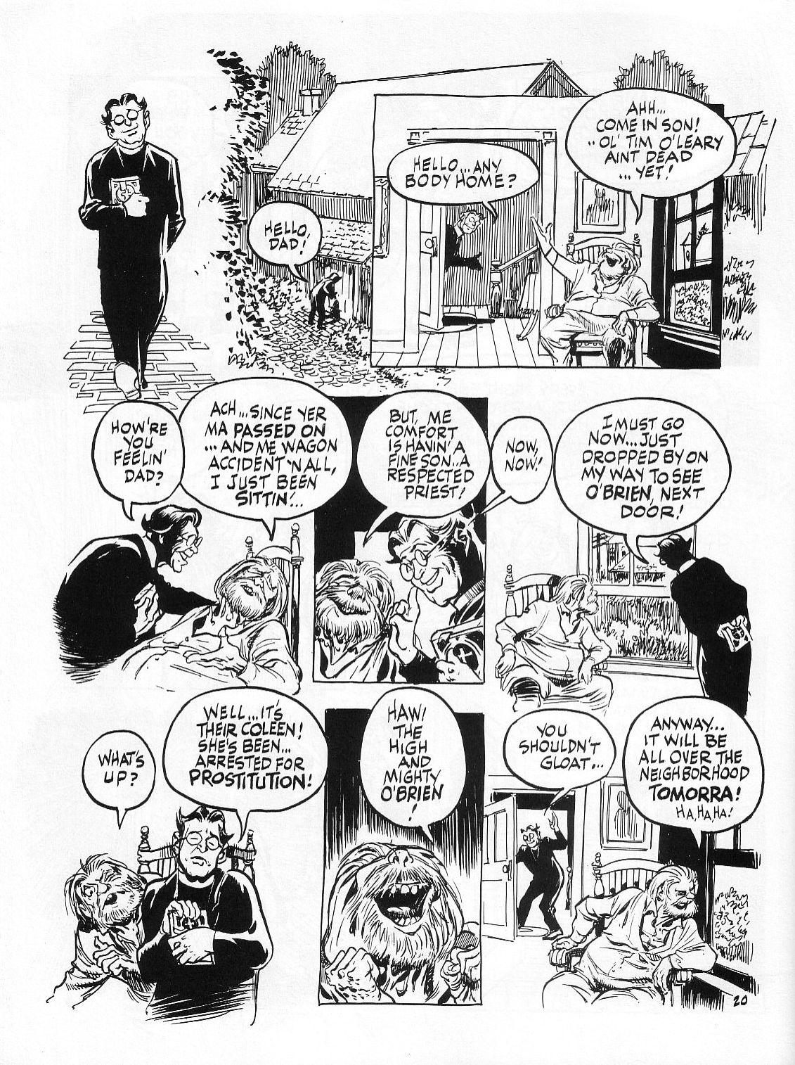 Read online Dropsie Avenue, The Neighborhood comic -  Issue # Full - 22