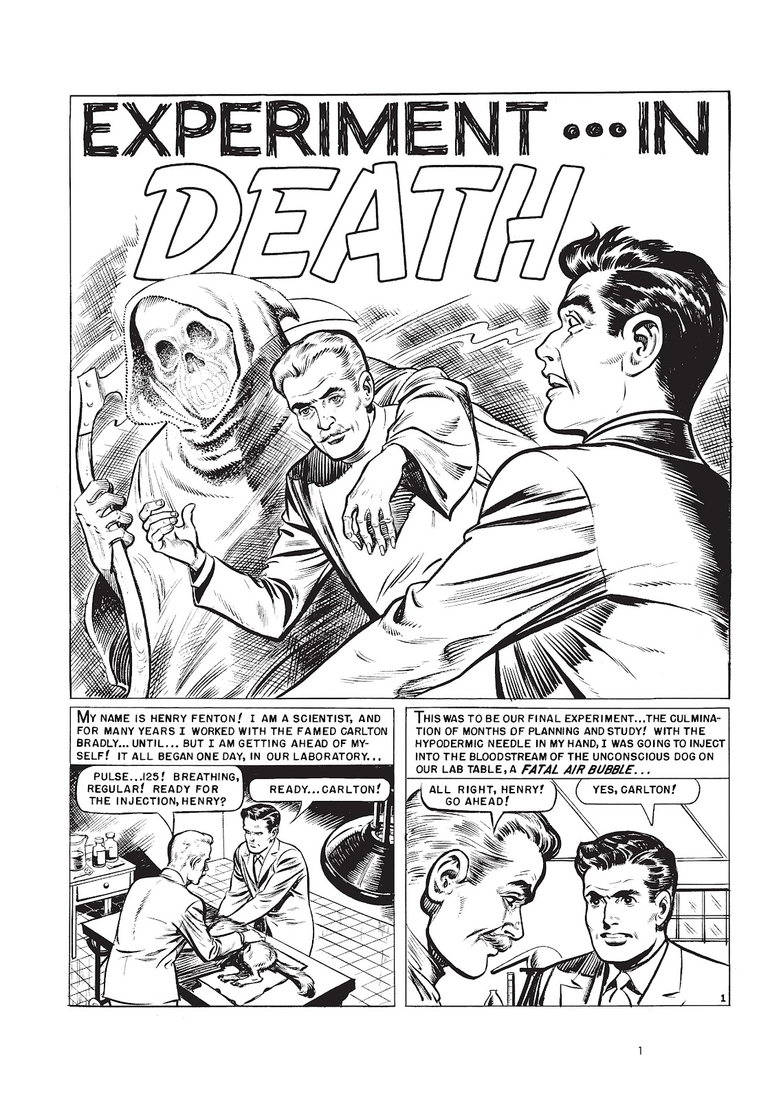 Read online The Martian Monster and Other Stories comic -  Issue # TPB (Part 1) - 16