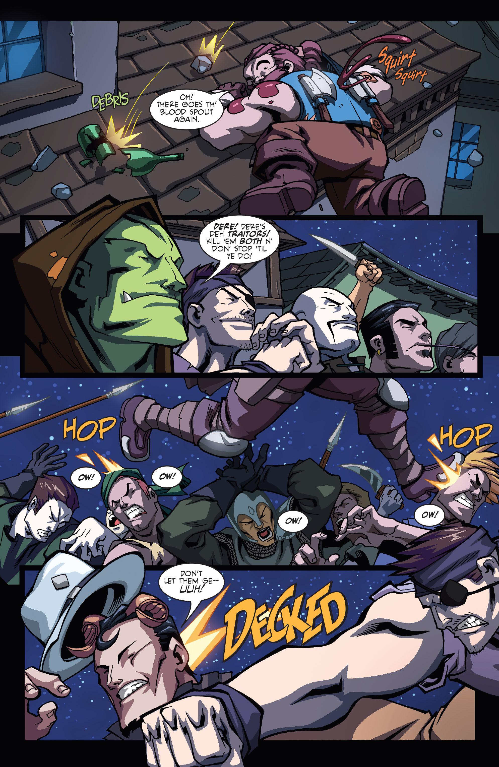 Read online Skullkickers comic -  Issue #10 - 18