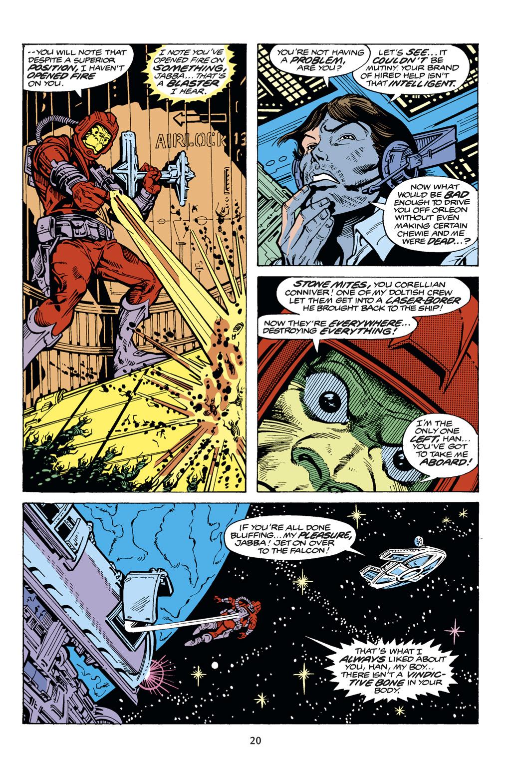 Read online Star Wars Omnibus comic -  Issue # Vol. 14 - 21