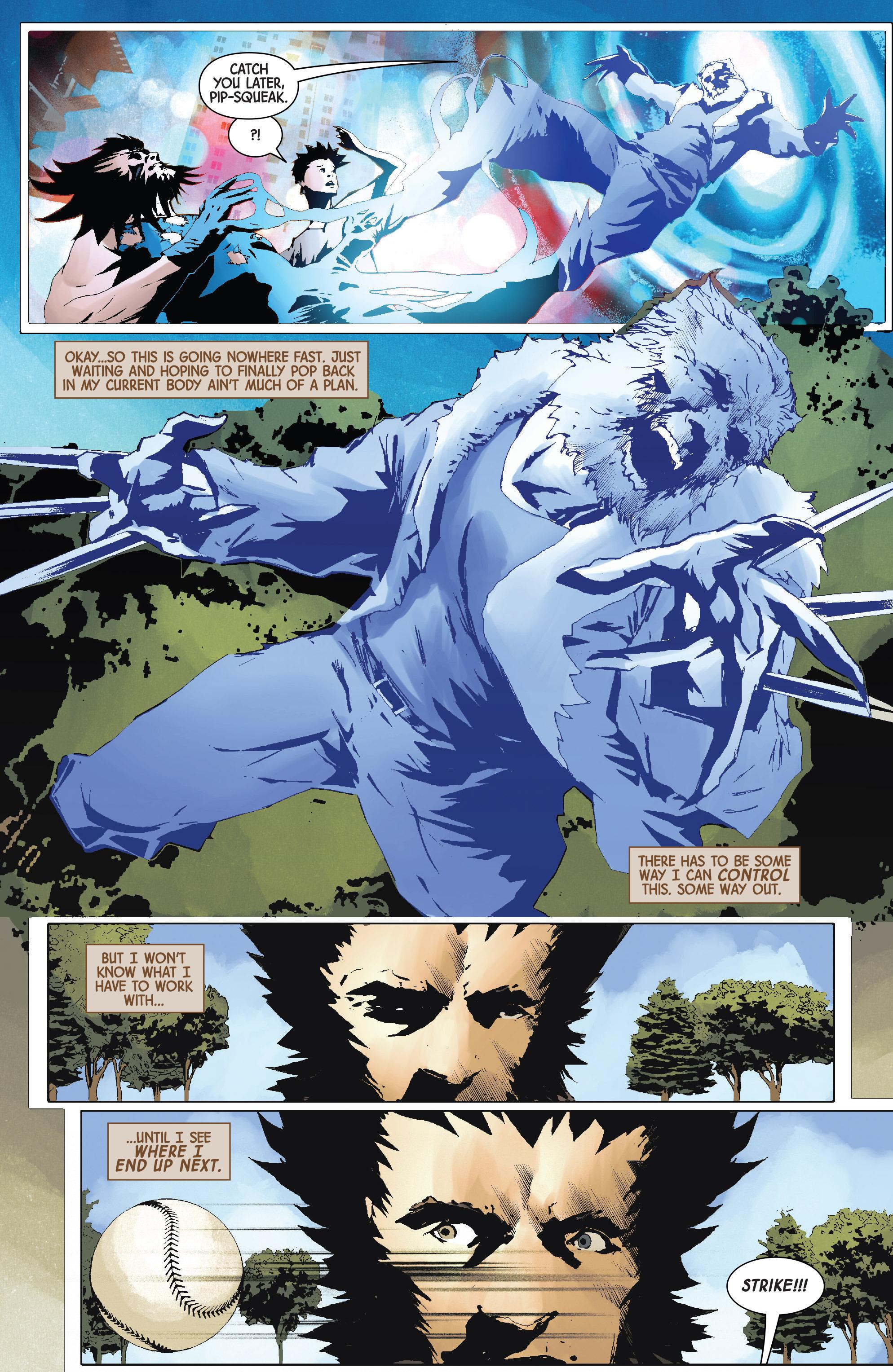 Read online Old Man Logan (2016) comic -  Issue #23 - 12