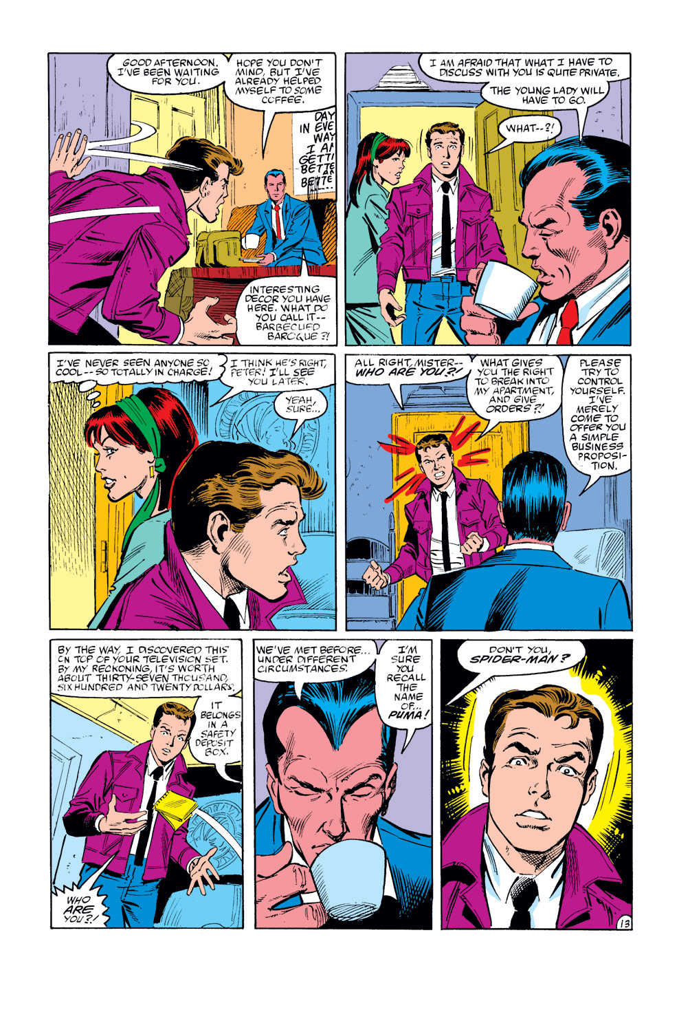 The Amazing Spider-Man (1963) 273 Page 13
