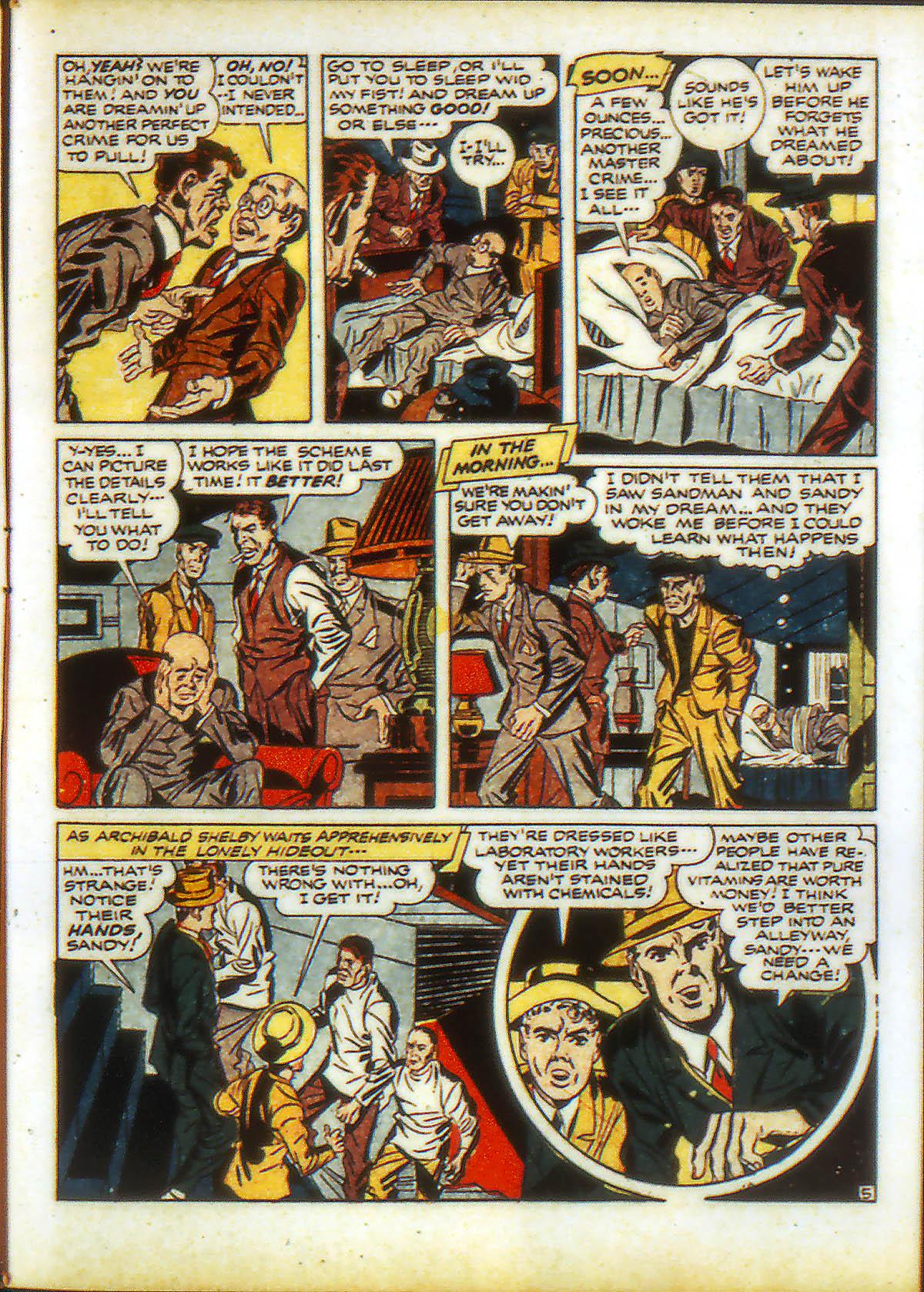 Read online Adventure Comics (1938) comic -  Issue #89 - 7