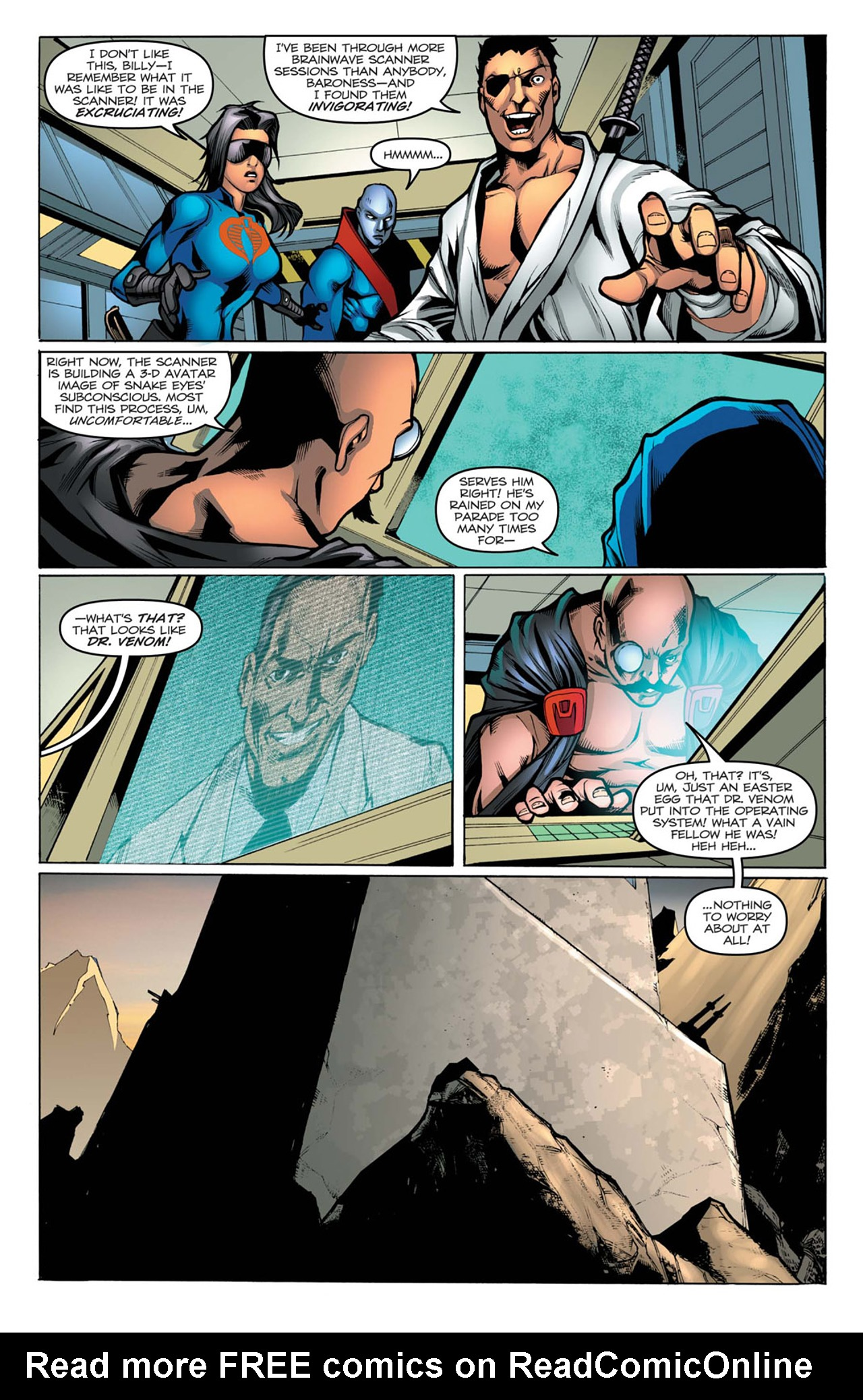 G.I. Joe: A Real American Hero 160 Page 5