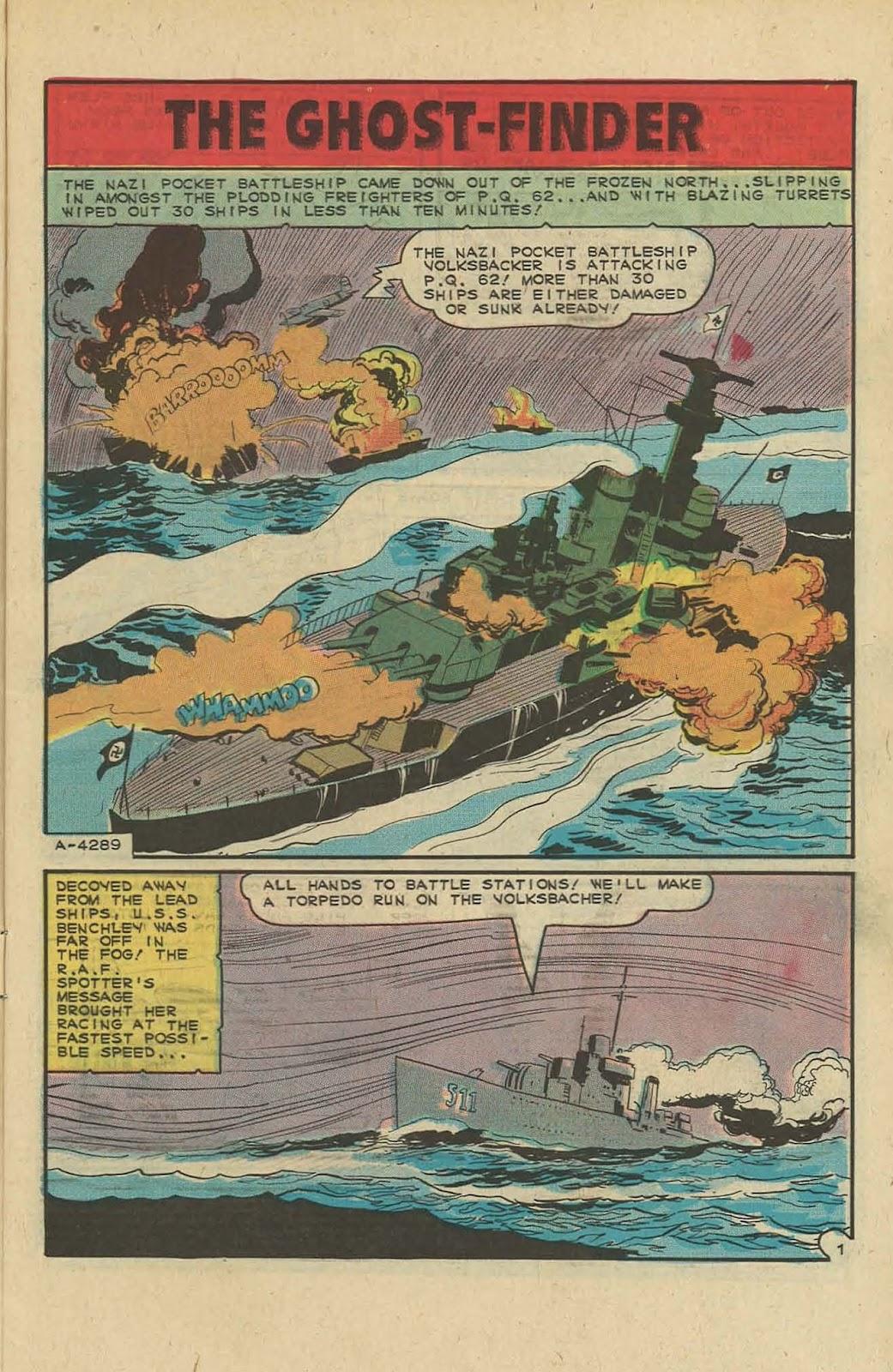 Read online Fightin' Navy comic -  Issue #127 - 9