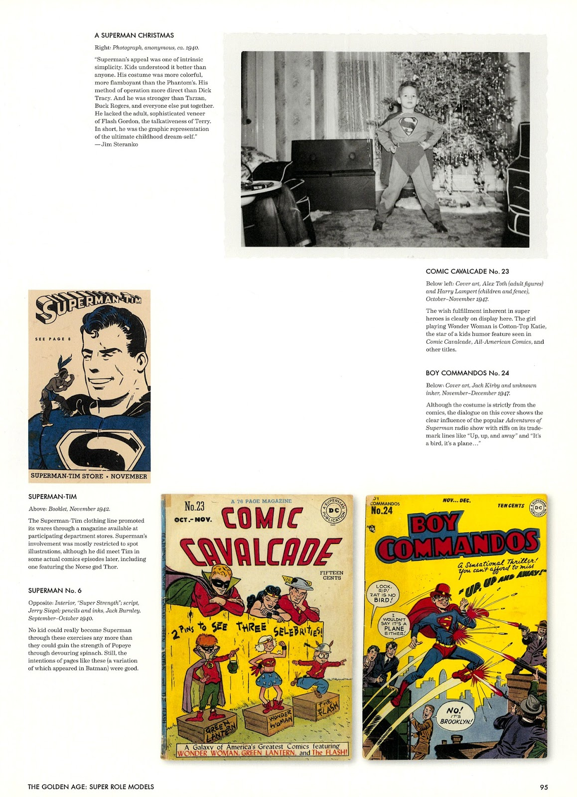 Read online 75 Years Of DC Comics comic -  Issue # TPB (Part 2) - 5