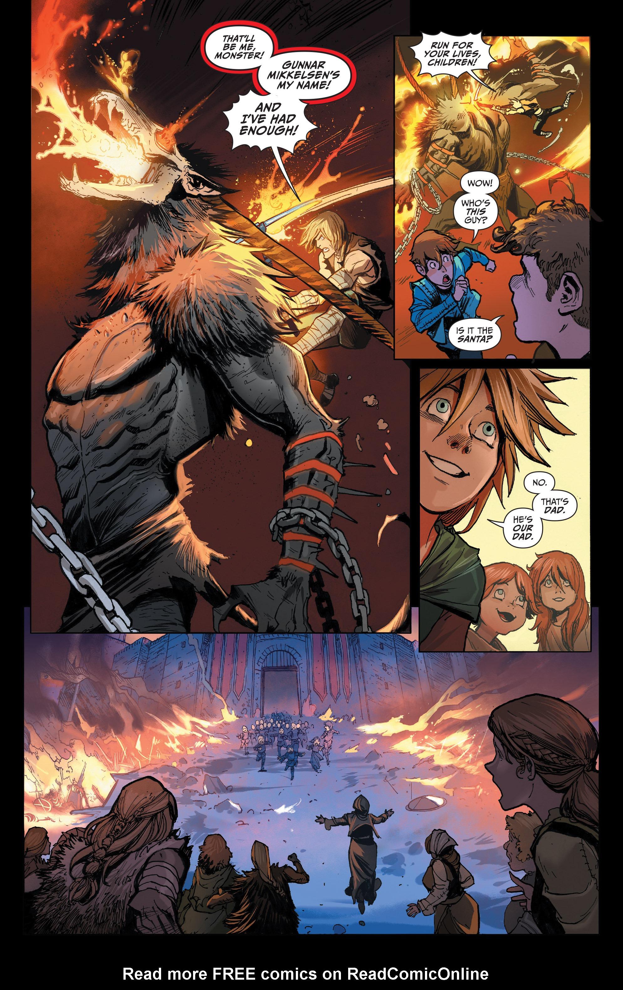Read online Klaus comic -  Issue #7 - 10