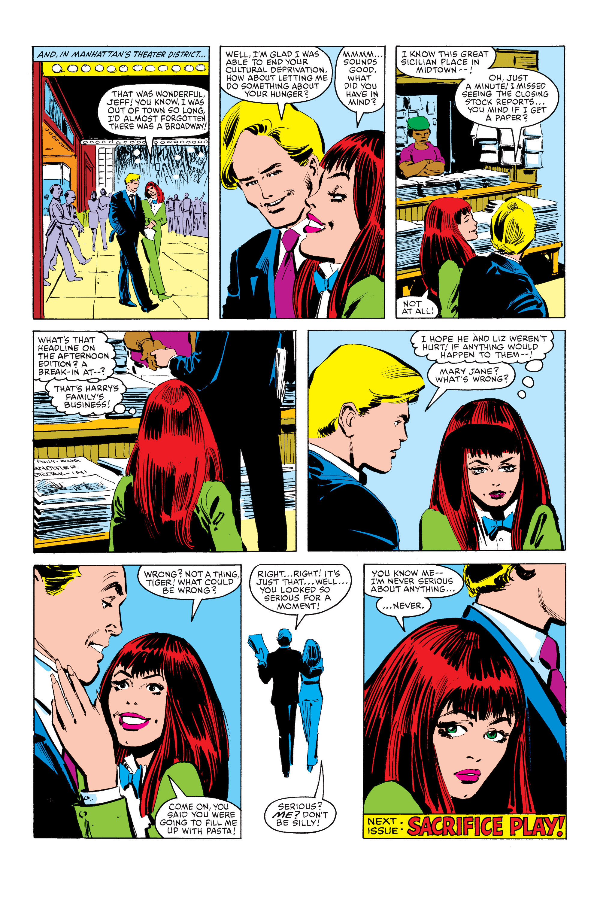 The Amazing Spider-Man (1963) 244 Page 22