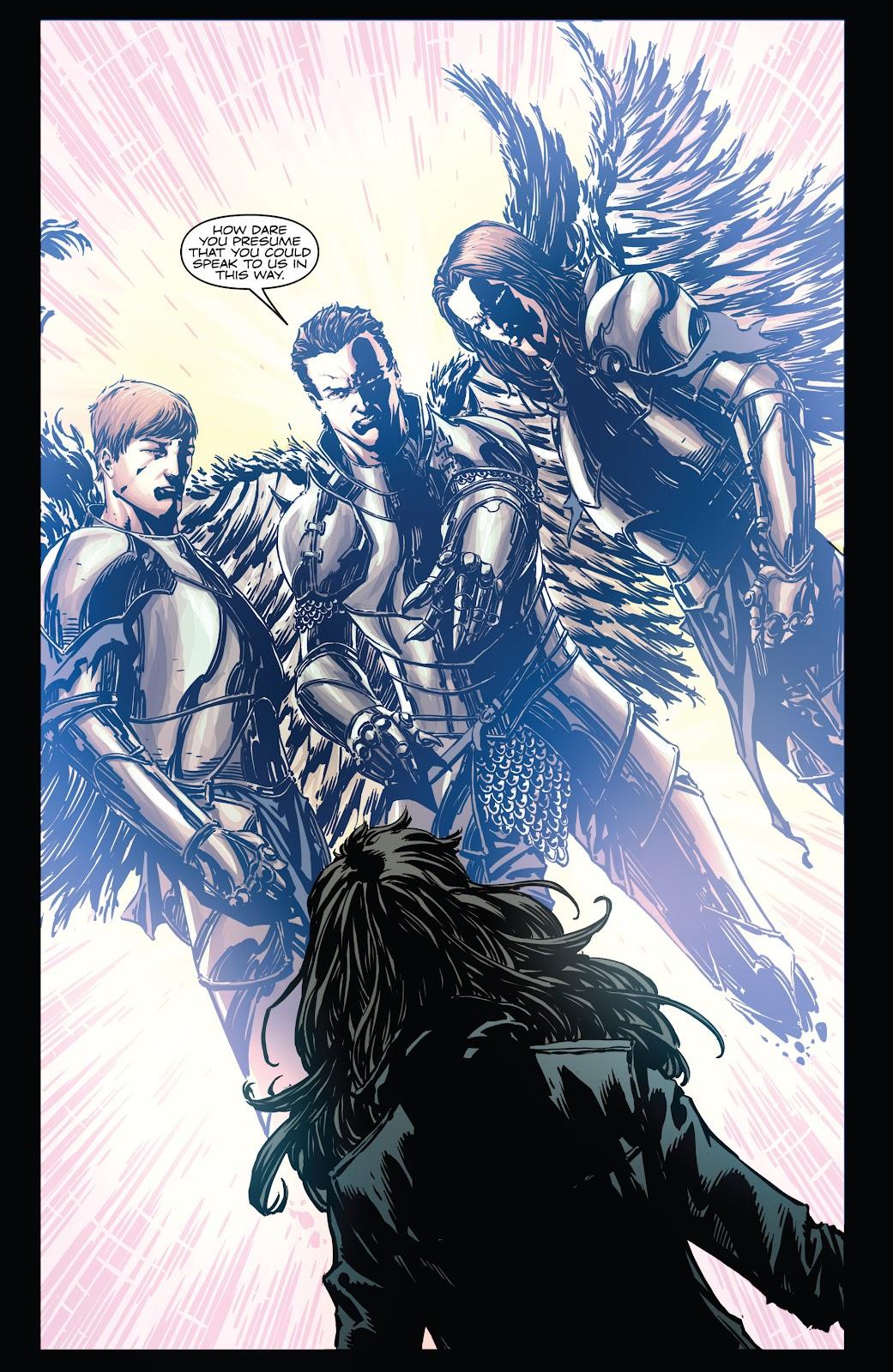 Read online Vampirella Strikes comic -  Issue #1 - 25