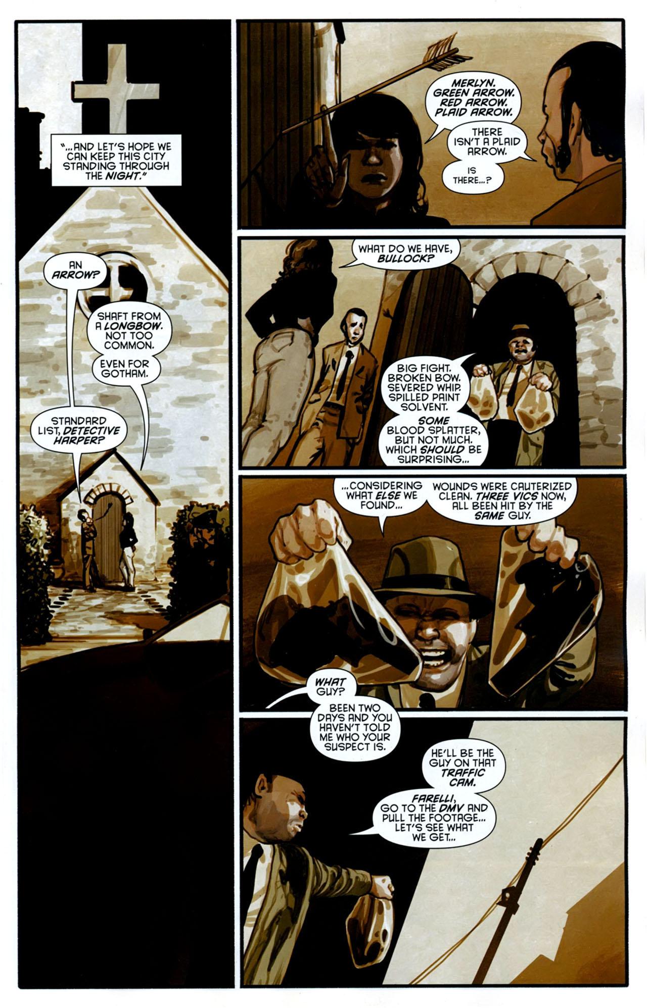 Read online Azrael: Death's Dark Knight comic -  Issue #2 - 20
