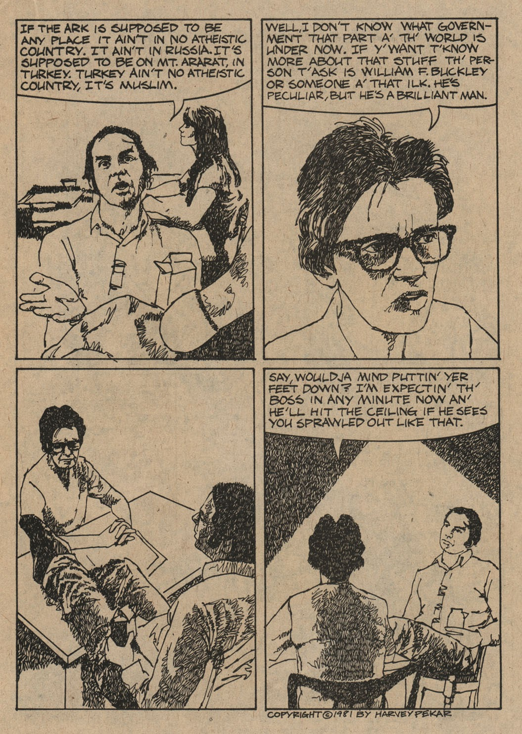 American Splendor (1976) issue 6 - Page 26