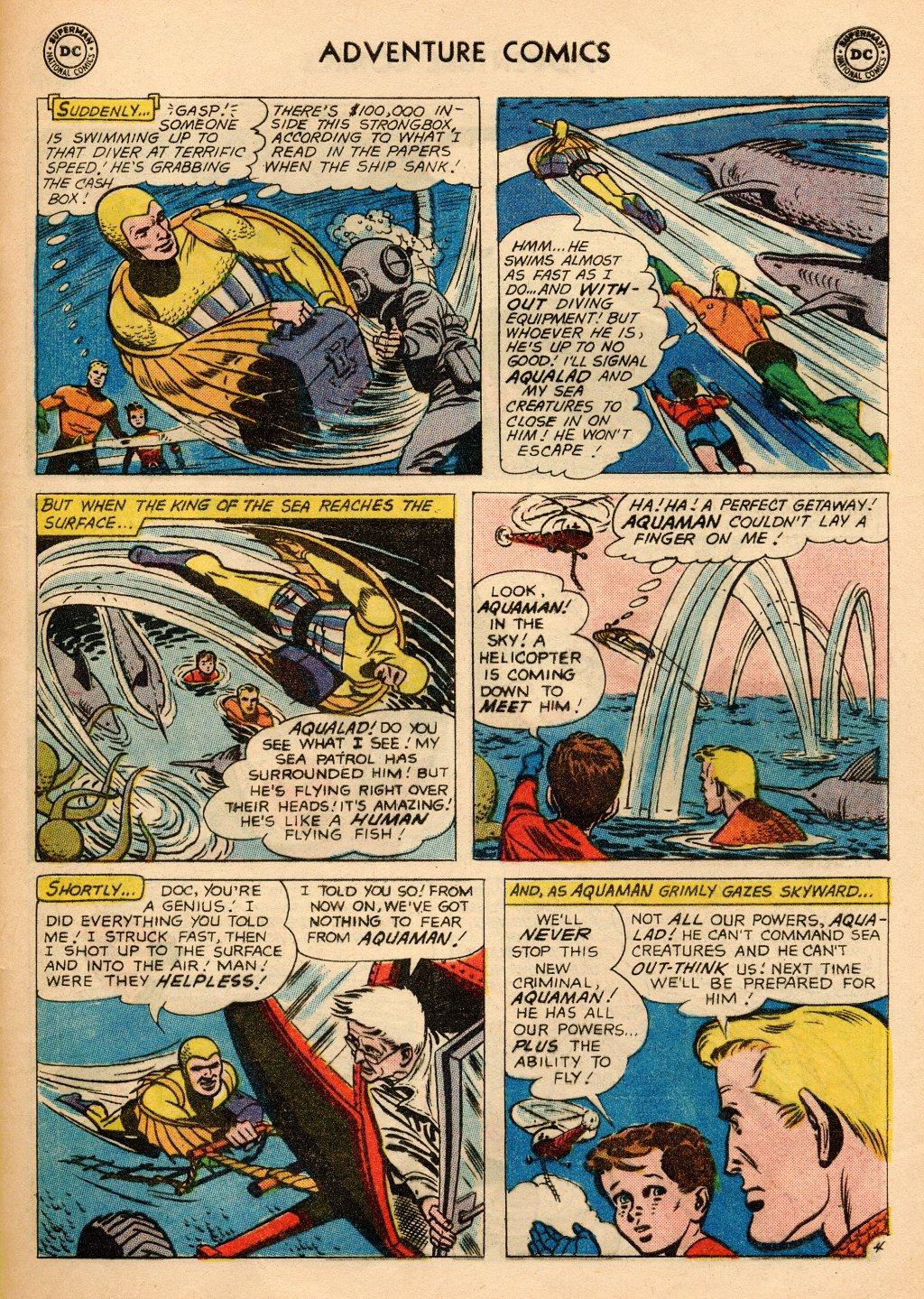 Read online Adventure Comics (1938) comic -  Issue #272 - 29
