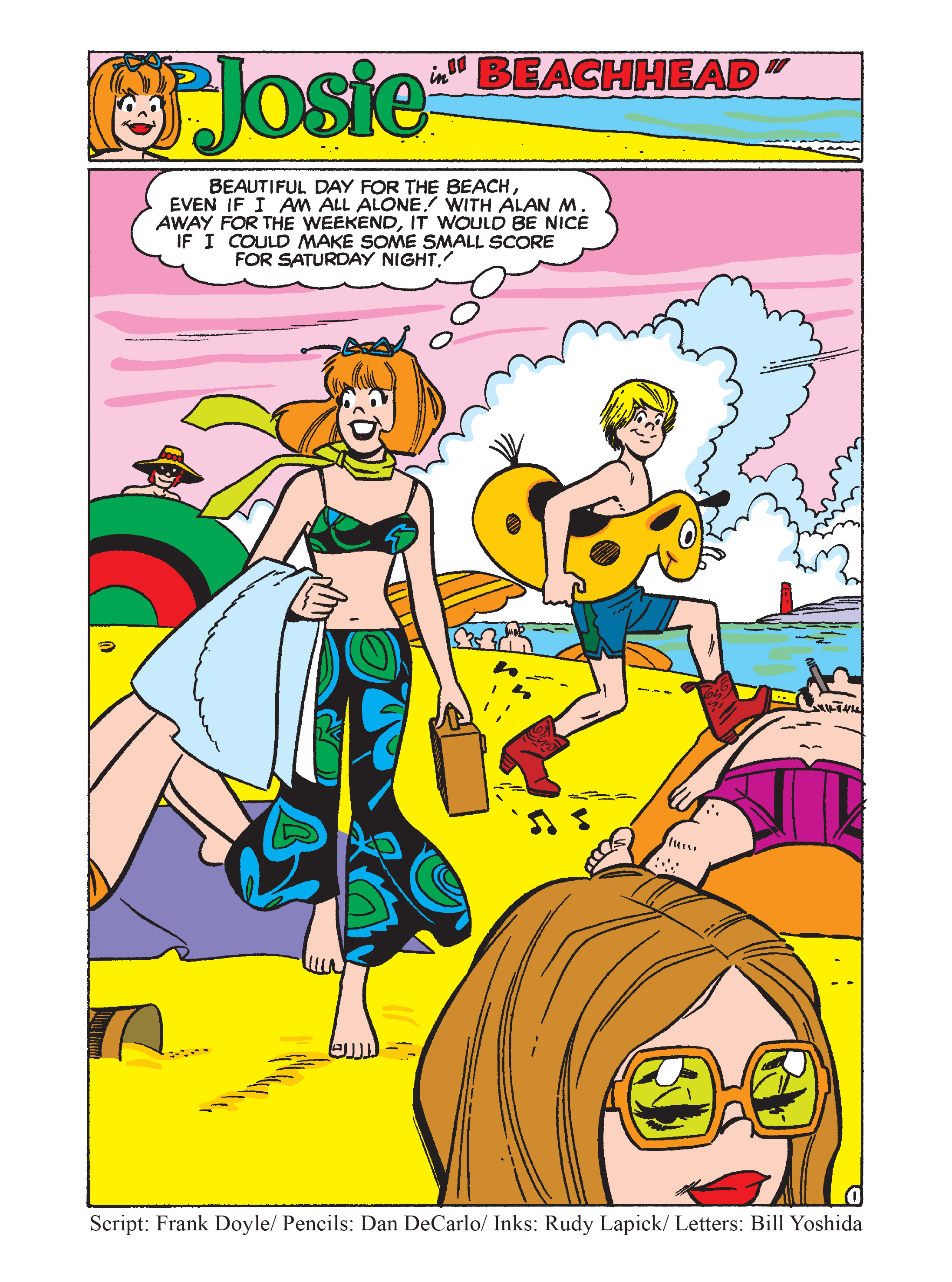 Read online Archie 75th Anniversary Digest comic -  Issue #5 - 65